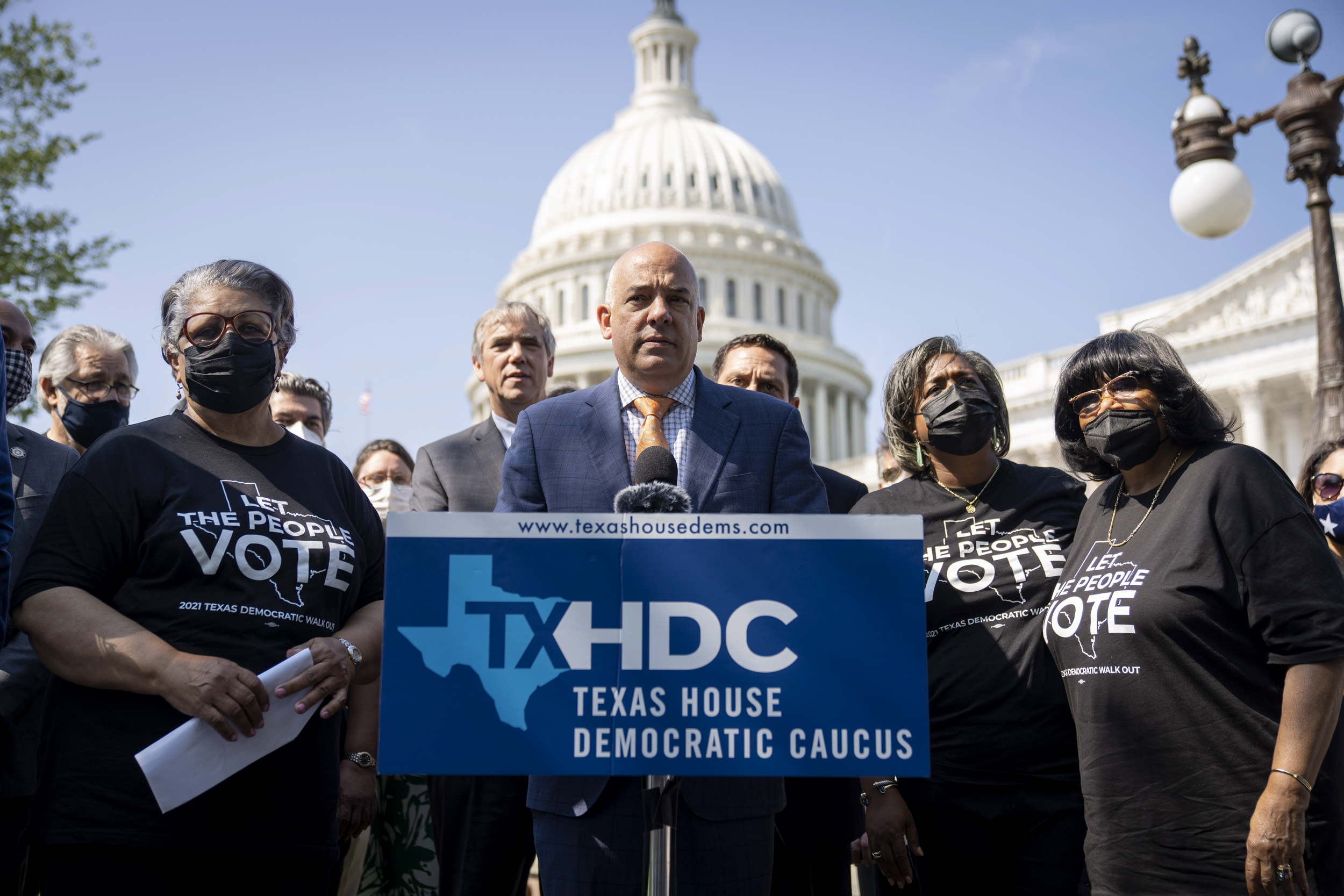 Texas Democrats continue holdout, don't show for new special session
