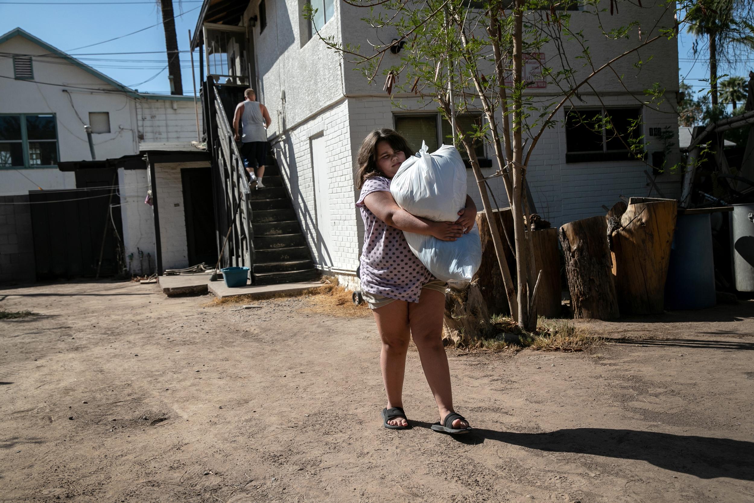 Federal judge skeptical new eviction moratorium can survive legal challenge