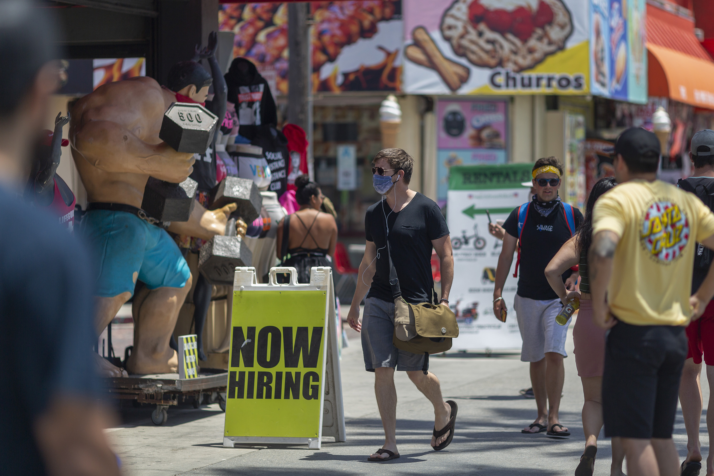 The U.S. now has more job openings than any time in history