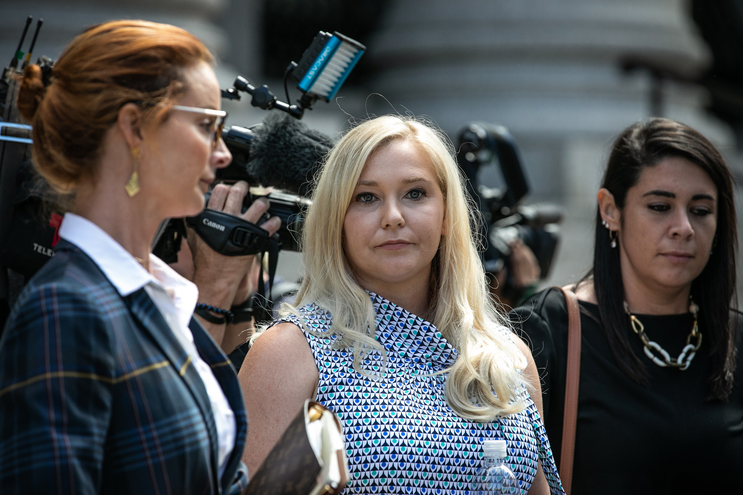 Epstein accuser sues Prince Andrew, alleging sex abuse