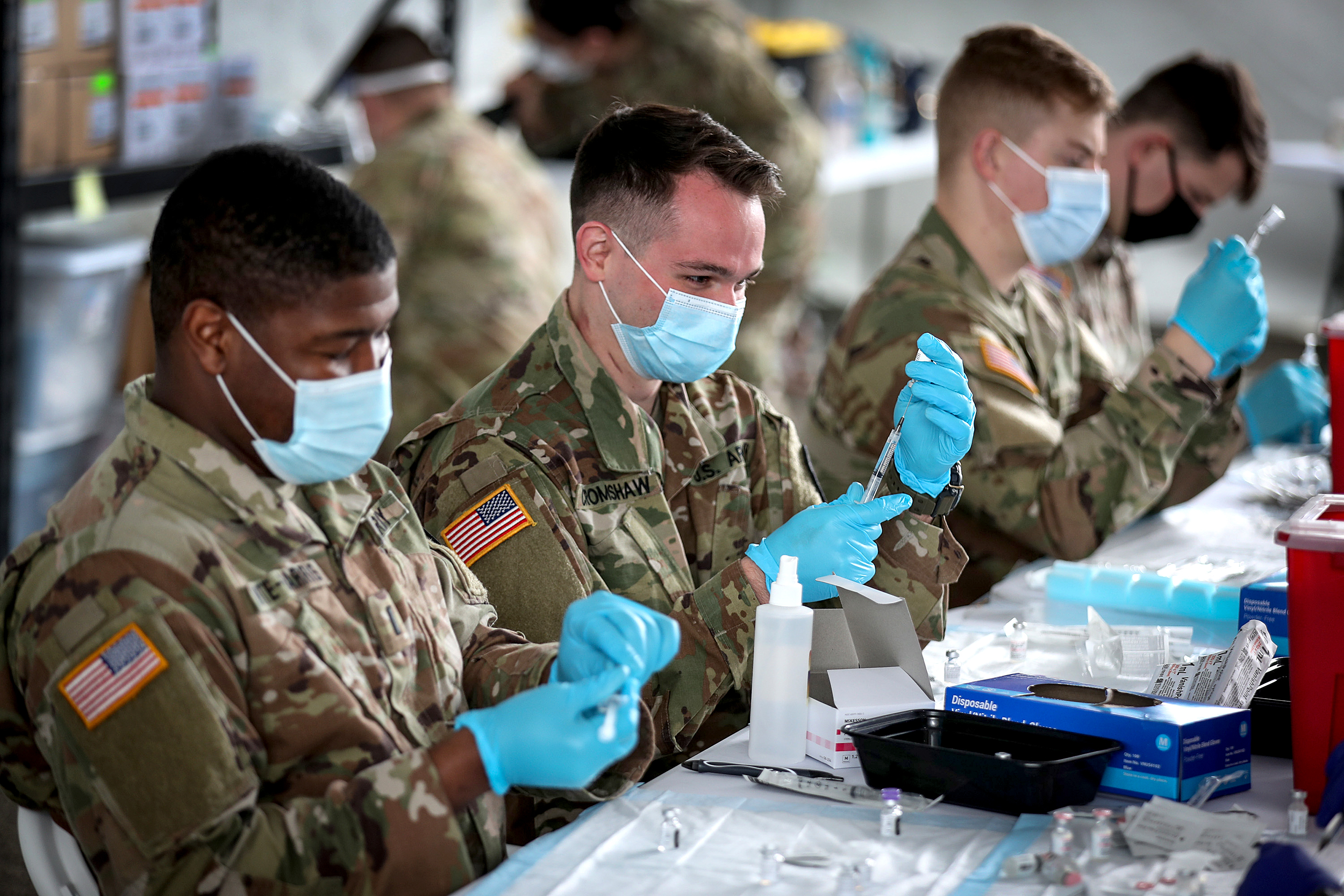 Pentagon will require Covid vaccines for members of the military by mid-September