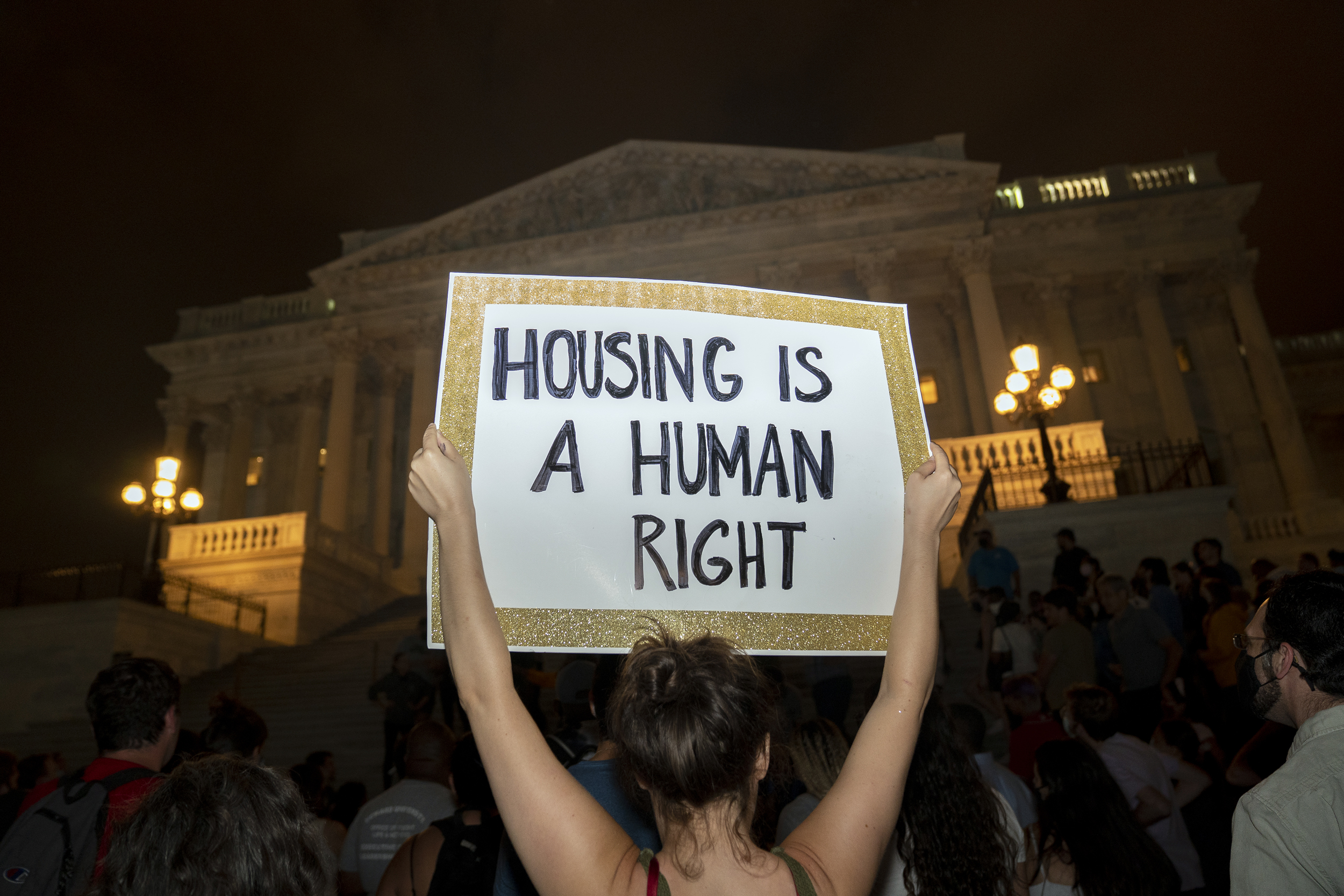 Judge won't block Biden administration's new eviction moratorium
