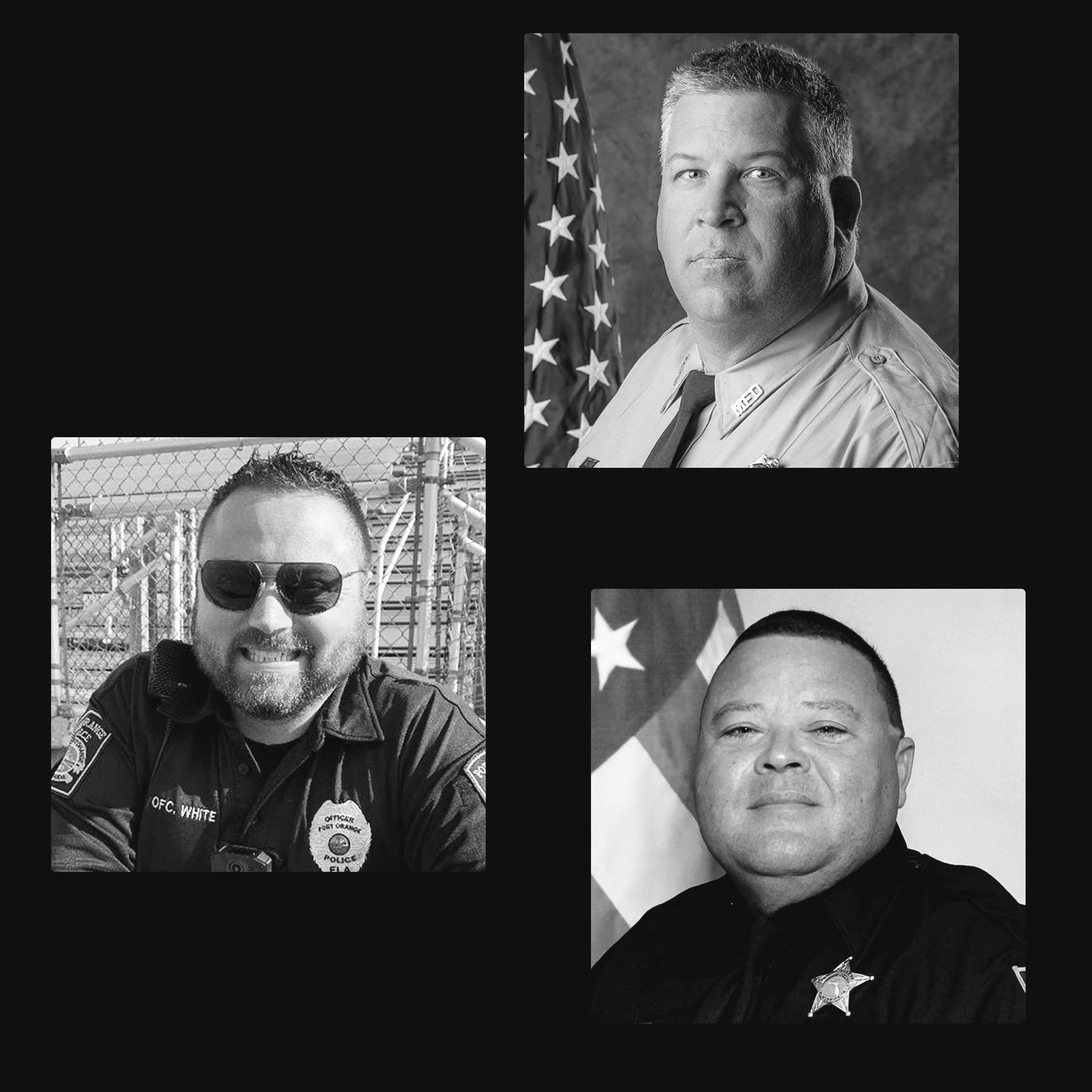 3 first responders in Florida die of Covid within 3 days