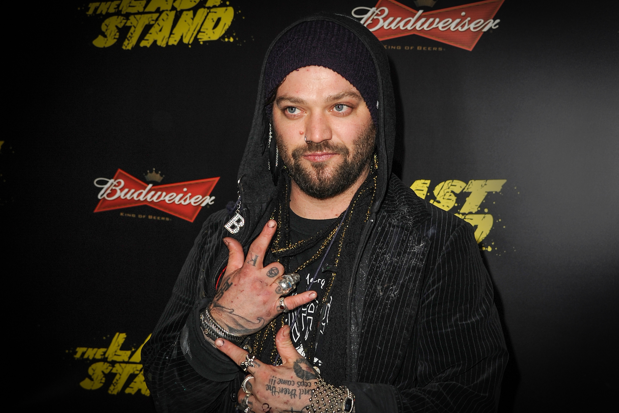 Bam Margera, who was fired from latest 'Jackass' film, sues to stop its release