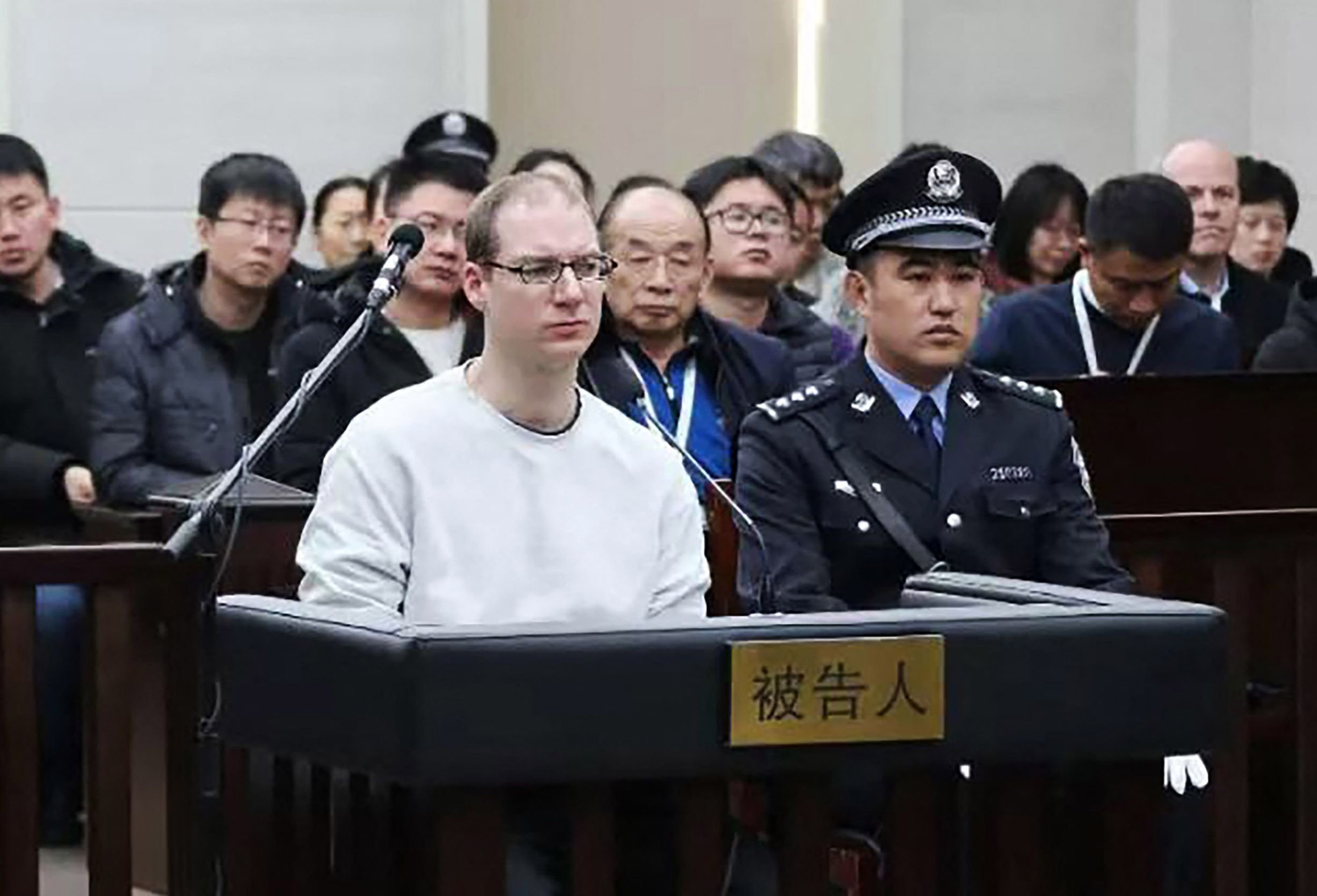 China court upholds Canadian's death sentence as Huawei executive fights extradition