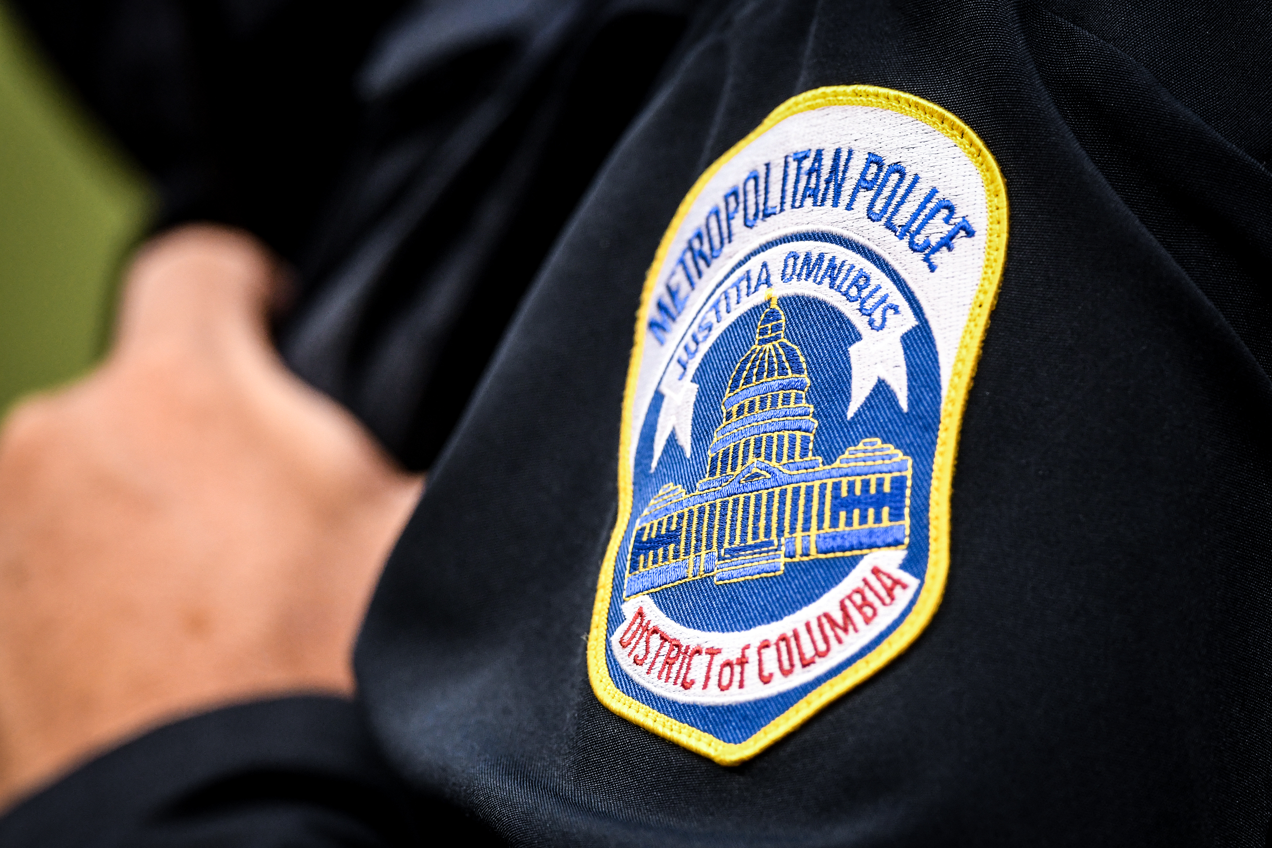 3 DC officers under investigation over video showing police punching a man