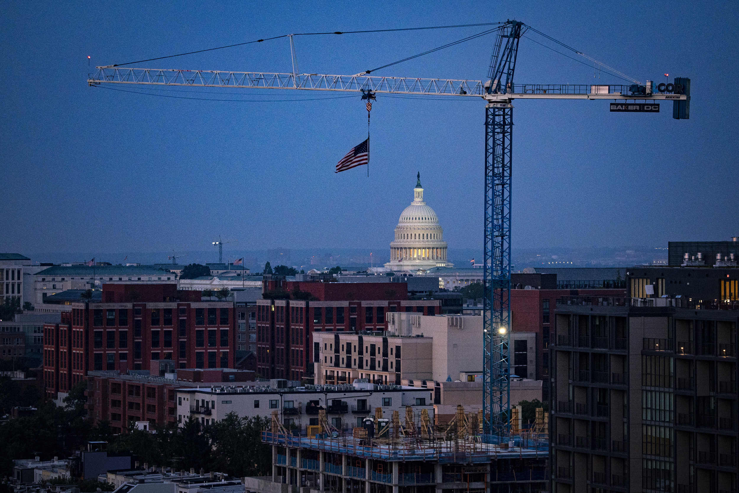 In defiance of Trump, more than one-third of Senate GOP backs infrastructure bill