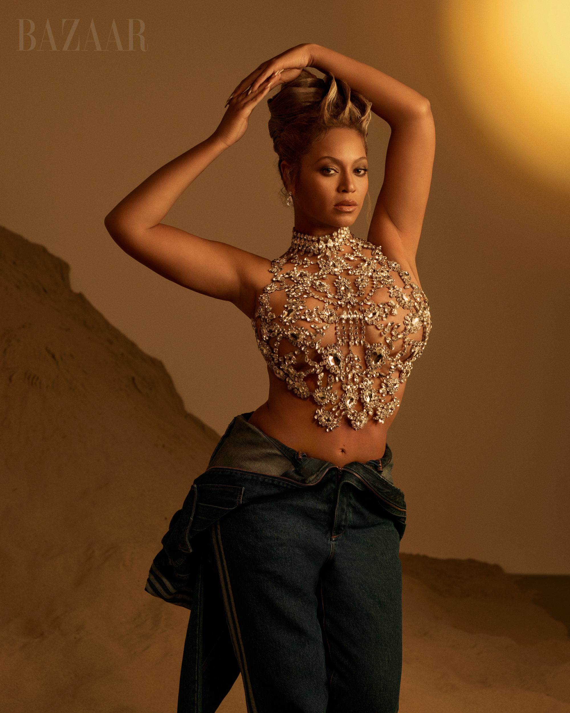 Beyoncé talks about setting boundaries and healing 'generational trauma'