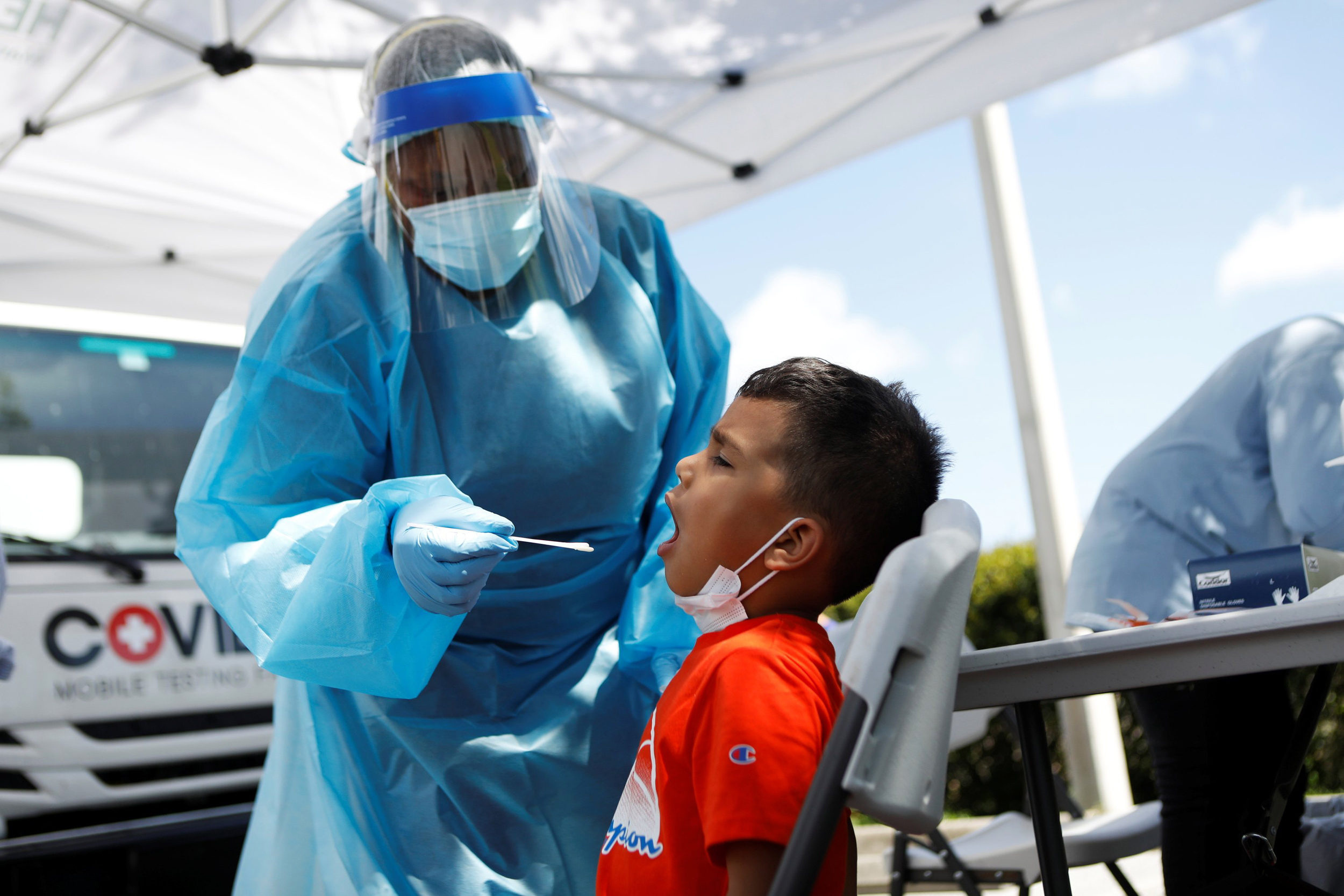 Long testing lines, full ICUs: Pandemic return was 'completely preventable,' experts say