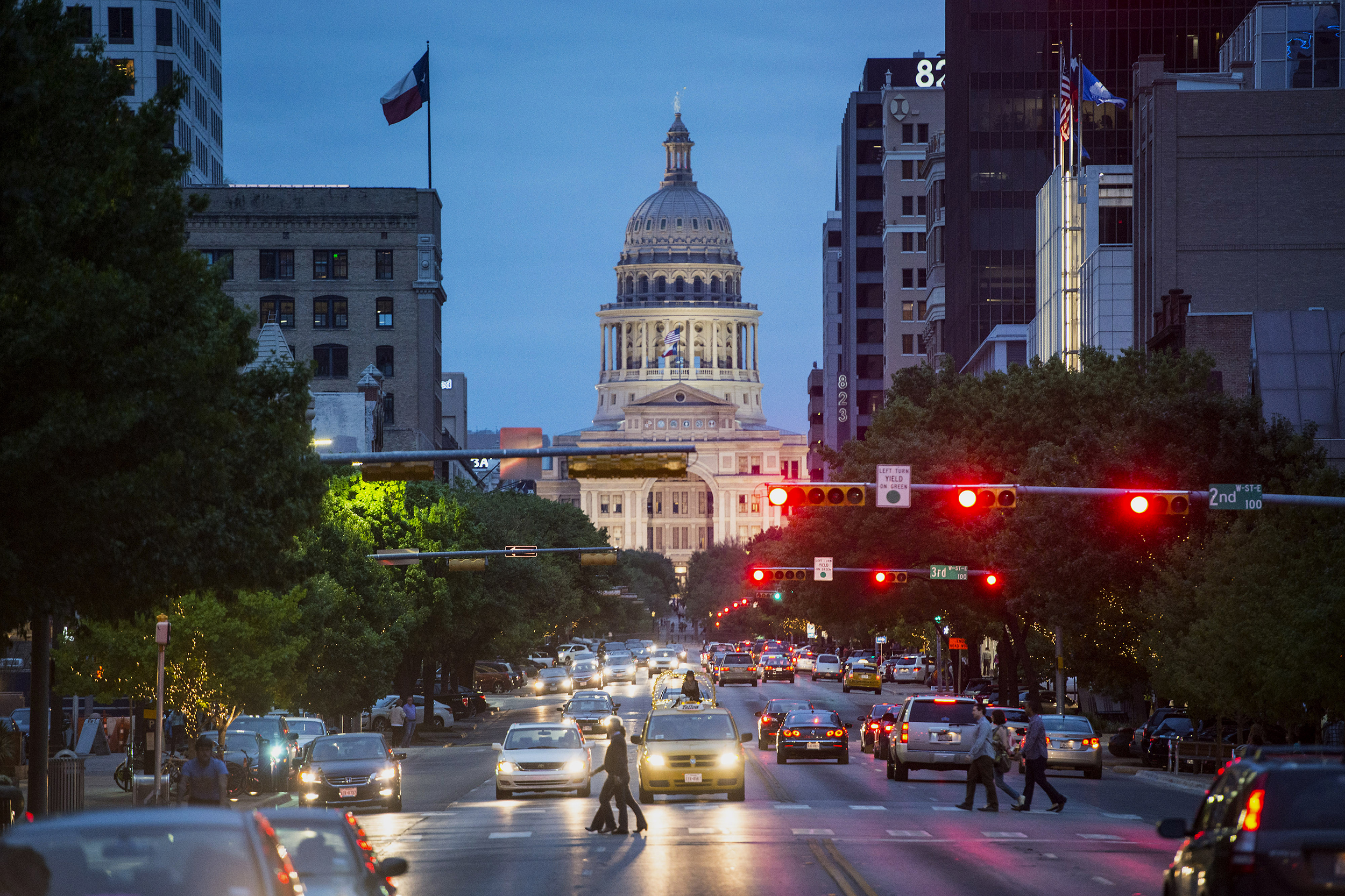 Civil warrants served at Texas Democrats' statehouse offices, but holdout continues