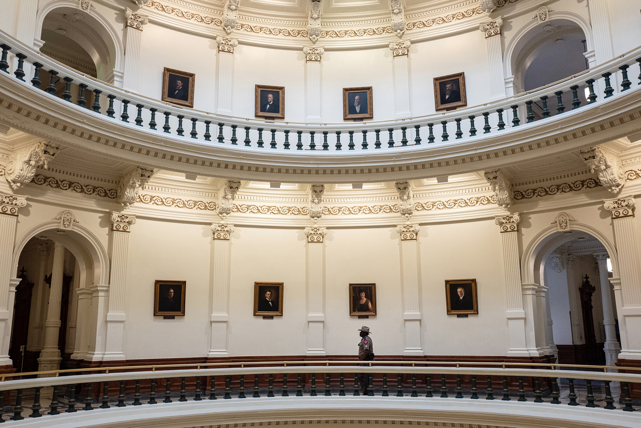 Texas House Republicans want to arrest their Democratic colleagues. This has gone too far.