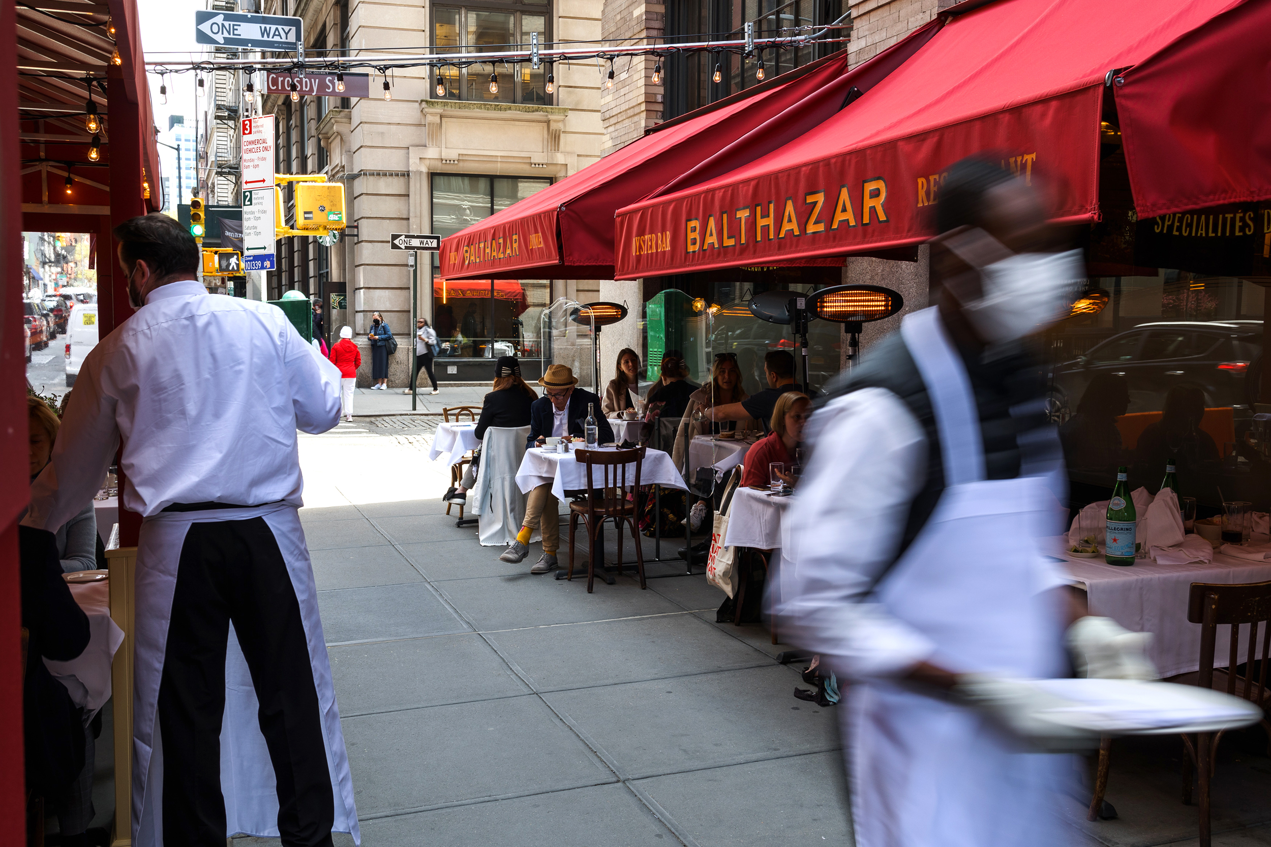 As comfort food takes over, will we ever want white tablecloth dining again?