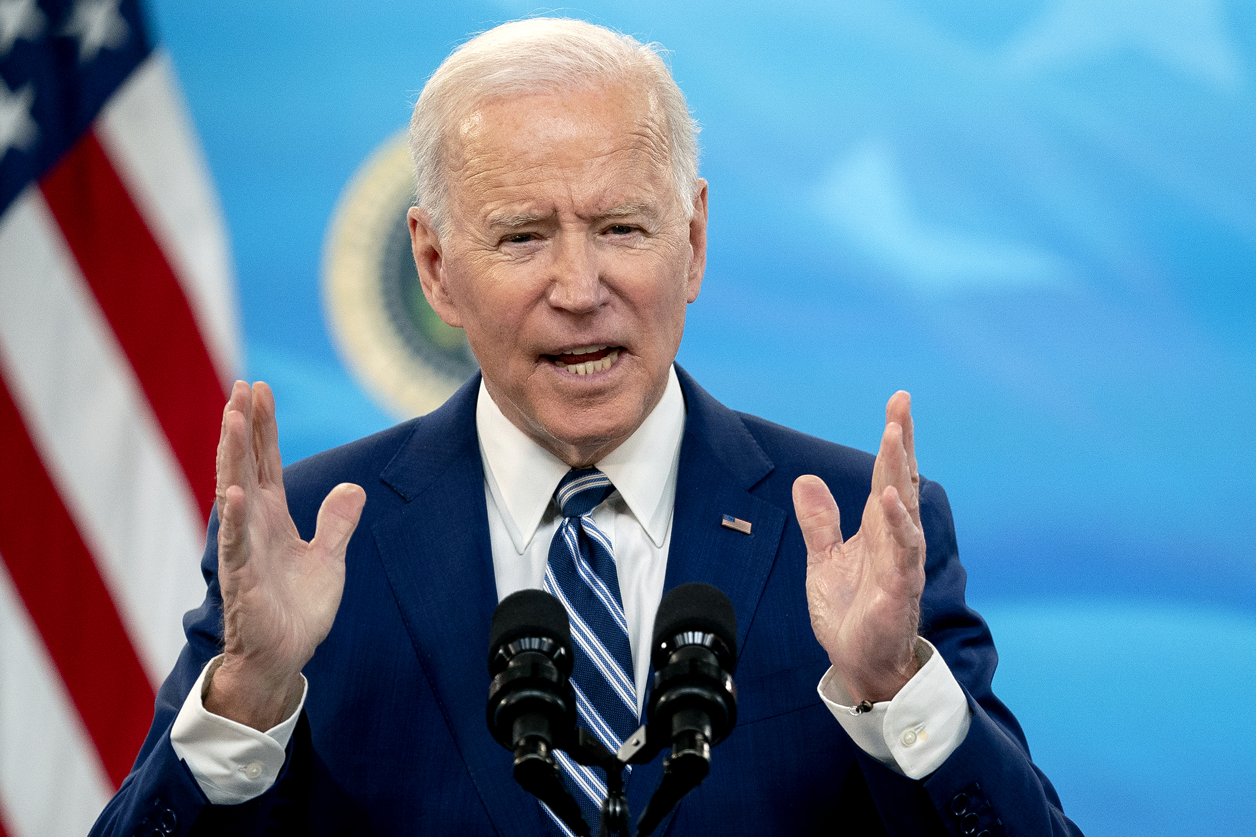 Why Biden's vaccination push now wields both carrot and stick