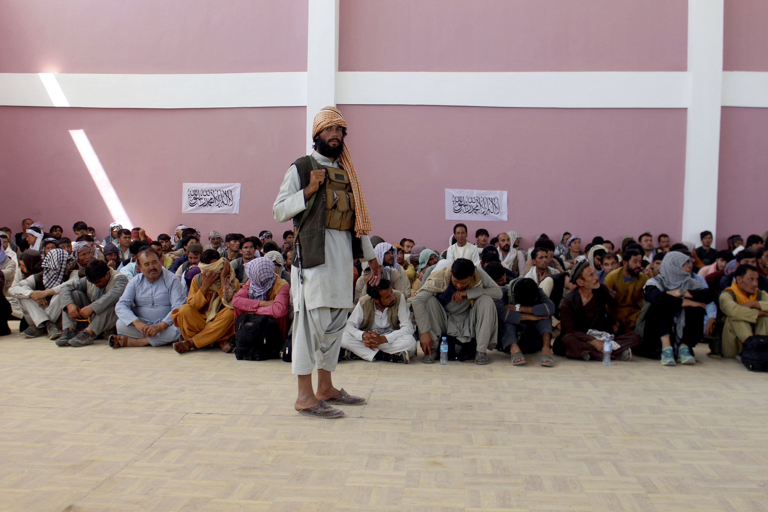 Al Qaeda is loving our withdrawal from Afghanistan
