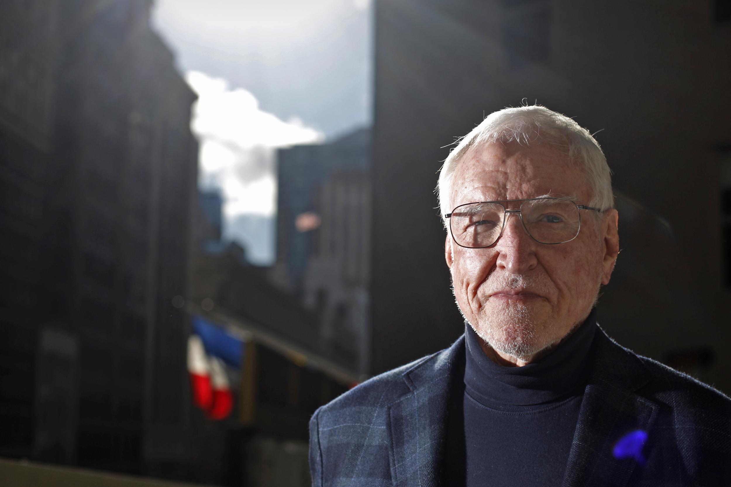 James Hormel, first openly gay U.S. ambassador, dies at 88