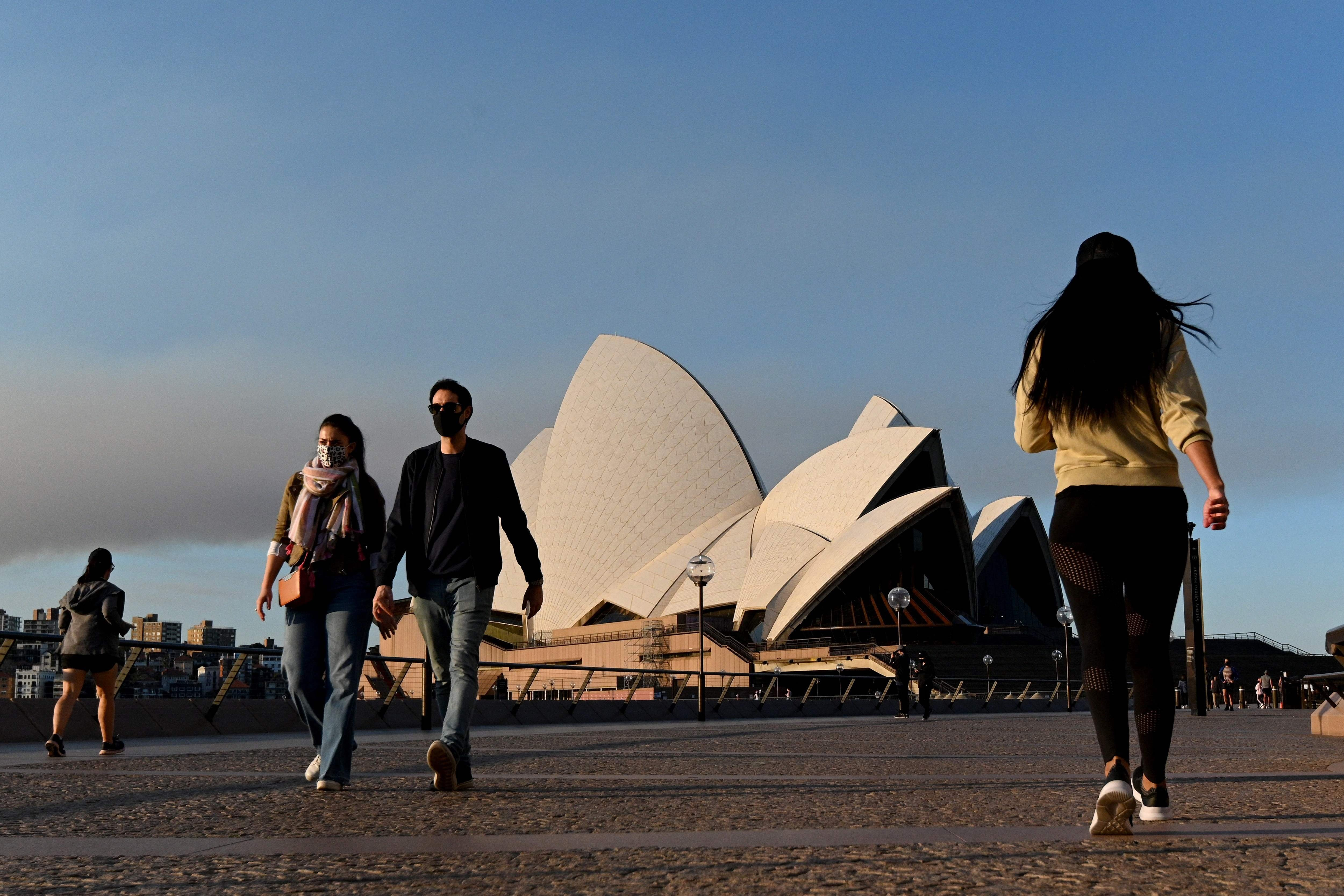 Sydney lockdown fines hiked to $3,700 as Australia faces 'worst' Covid situation