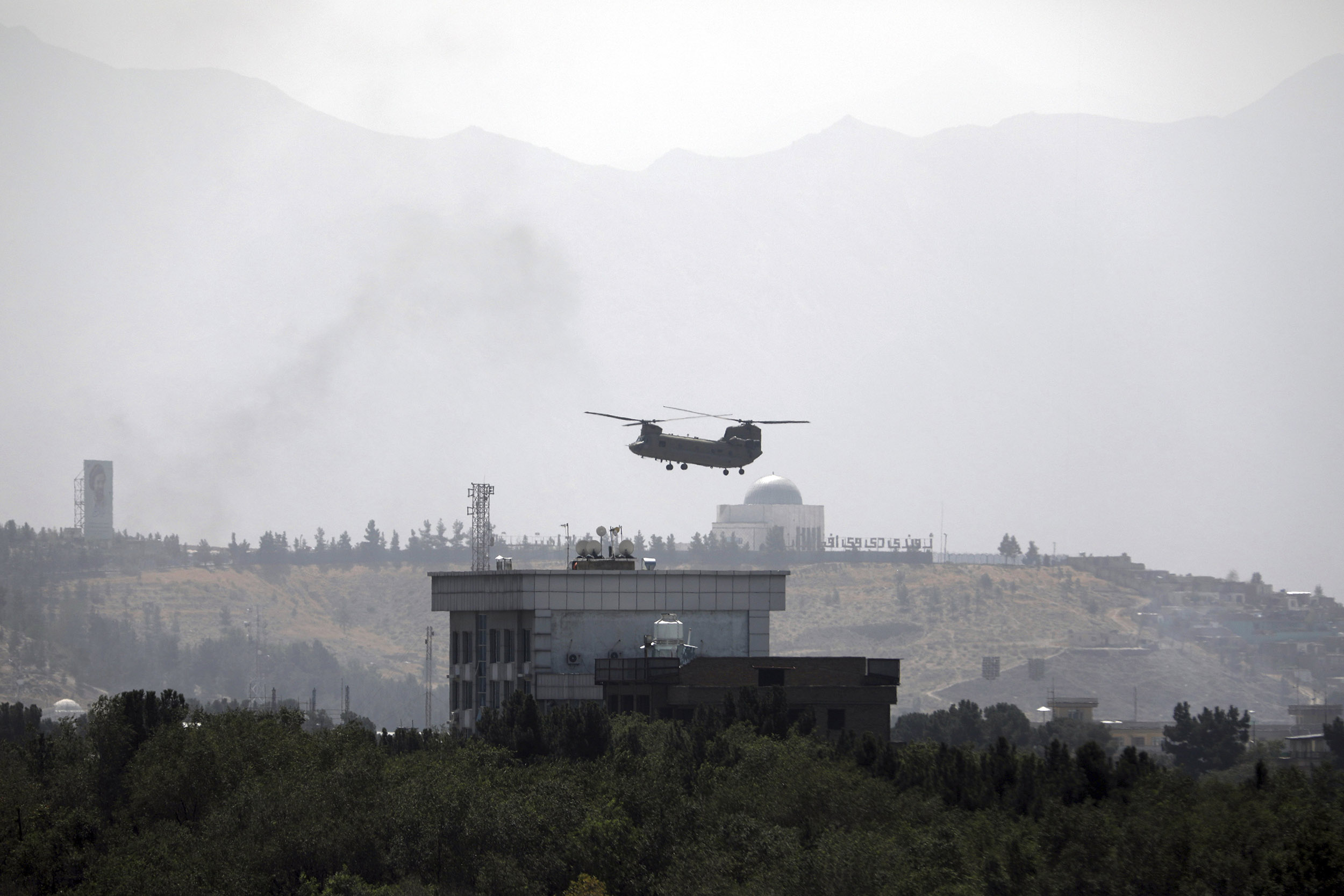 U.S. to send 1,000 more troops to Kabul after Afghan government collapses