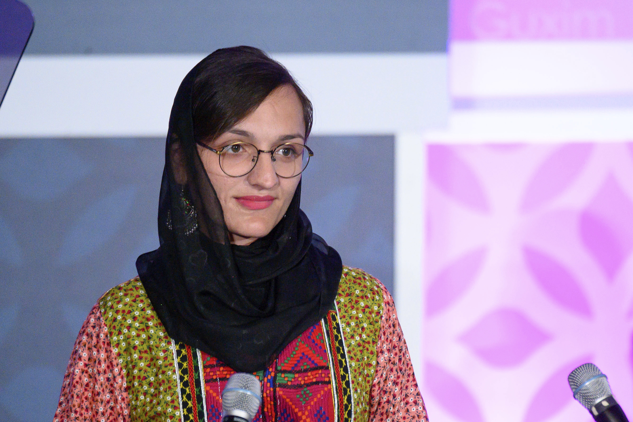 Female mayor in Afghanistan says she's waiting for Taliban to 'come … and kill me'