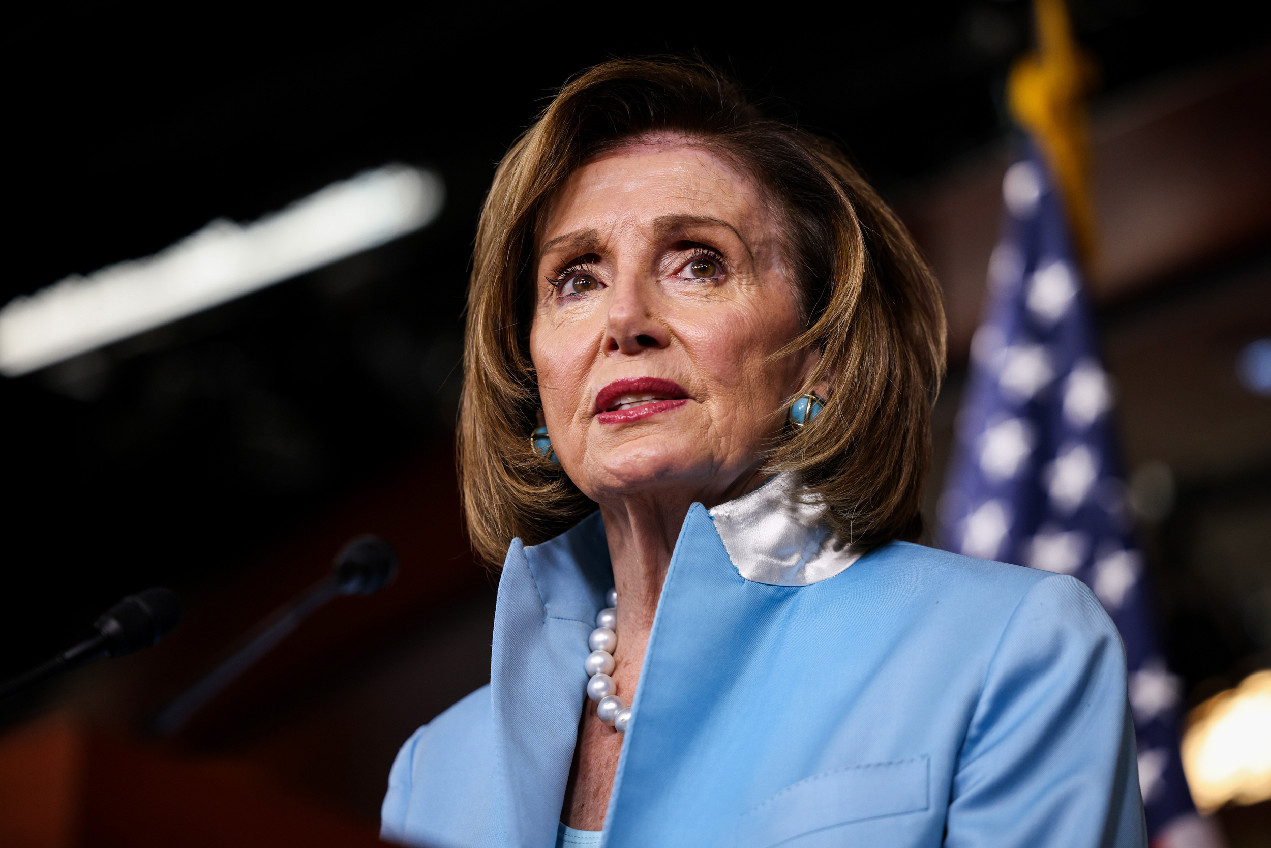 Pelosi faces infrastructure squeeze between moderates and progressives