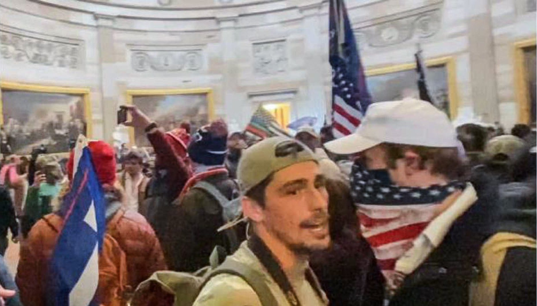 Actor arrested in connection with Capitol riot; FBI cites evidence from his Instagram