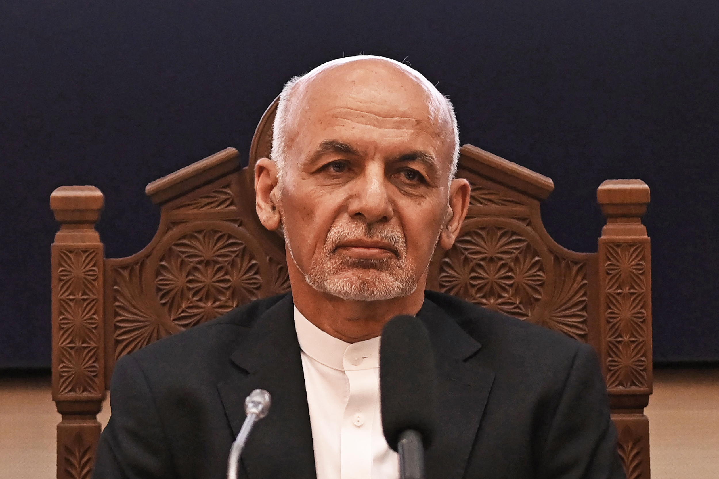He spent years trying to modernize Afghanistan. It took weeks for his state to collapse.