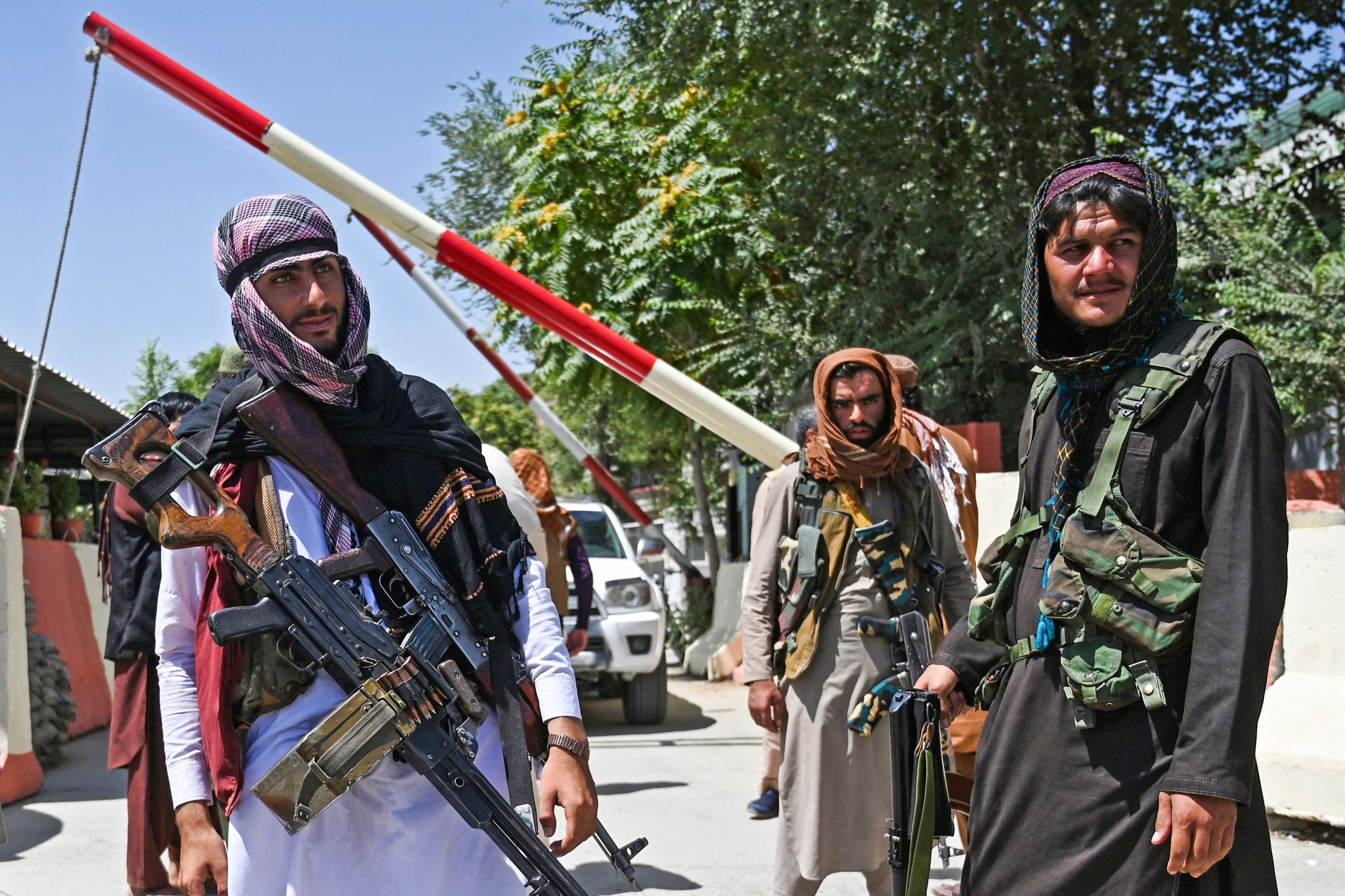 Taliban spokesman congratulates Afghanistan for expelling 'foreigners'