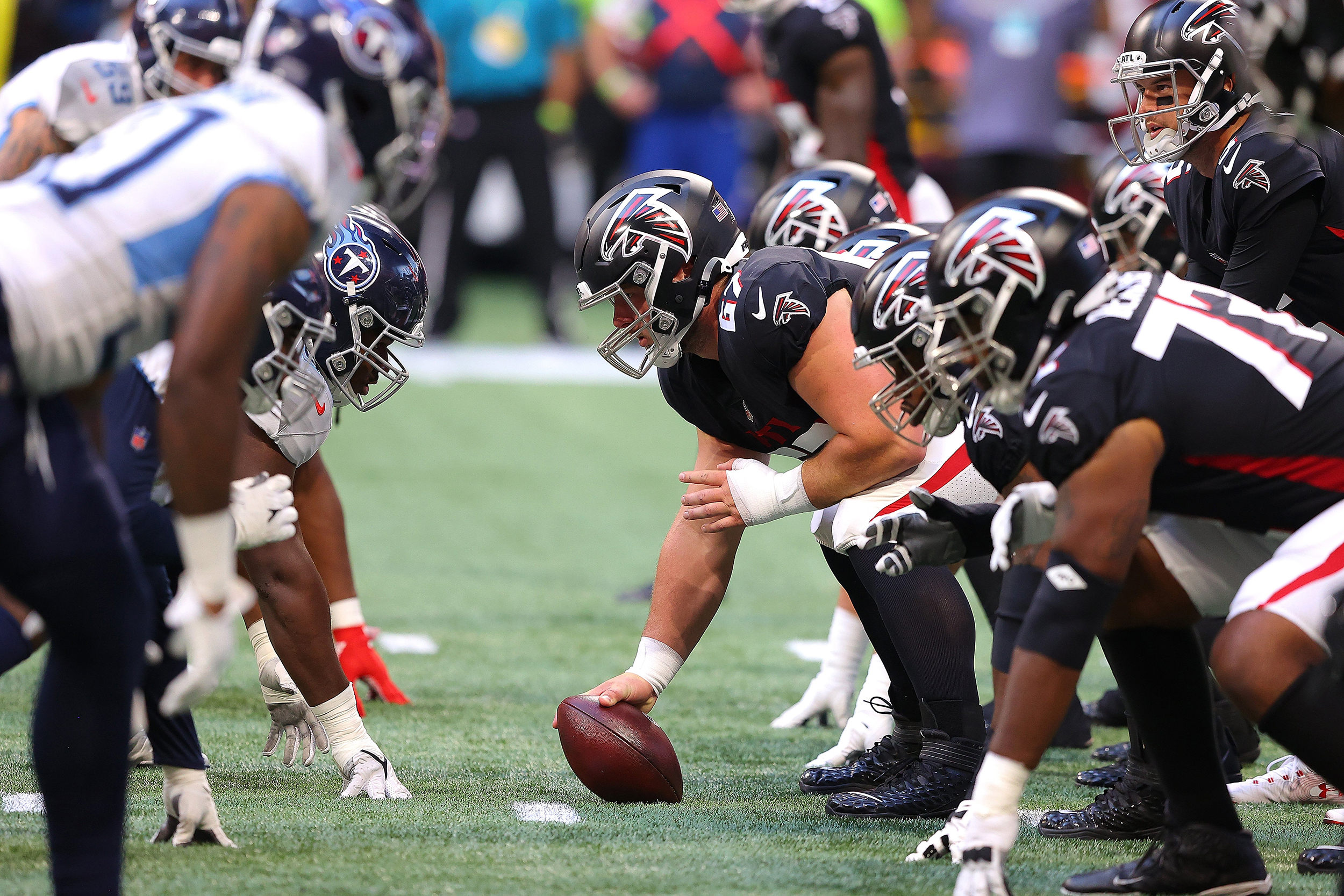 Atlanta Falcons become first NFL team to be 100 percent vaccinated against Covid