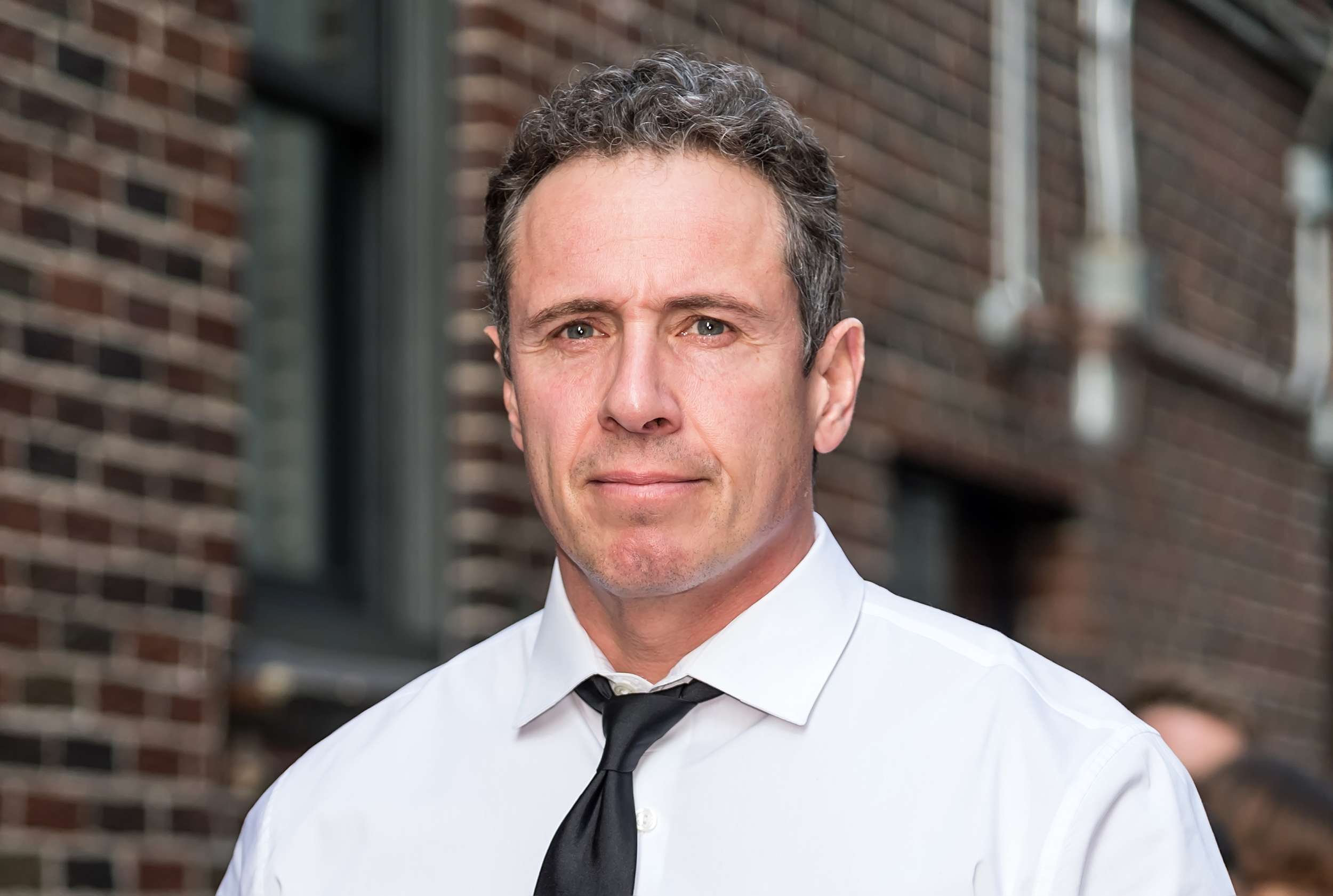 CNN's Chris Cuomo says he urged his brother to resign 'when the time came'