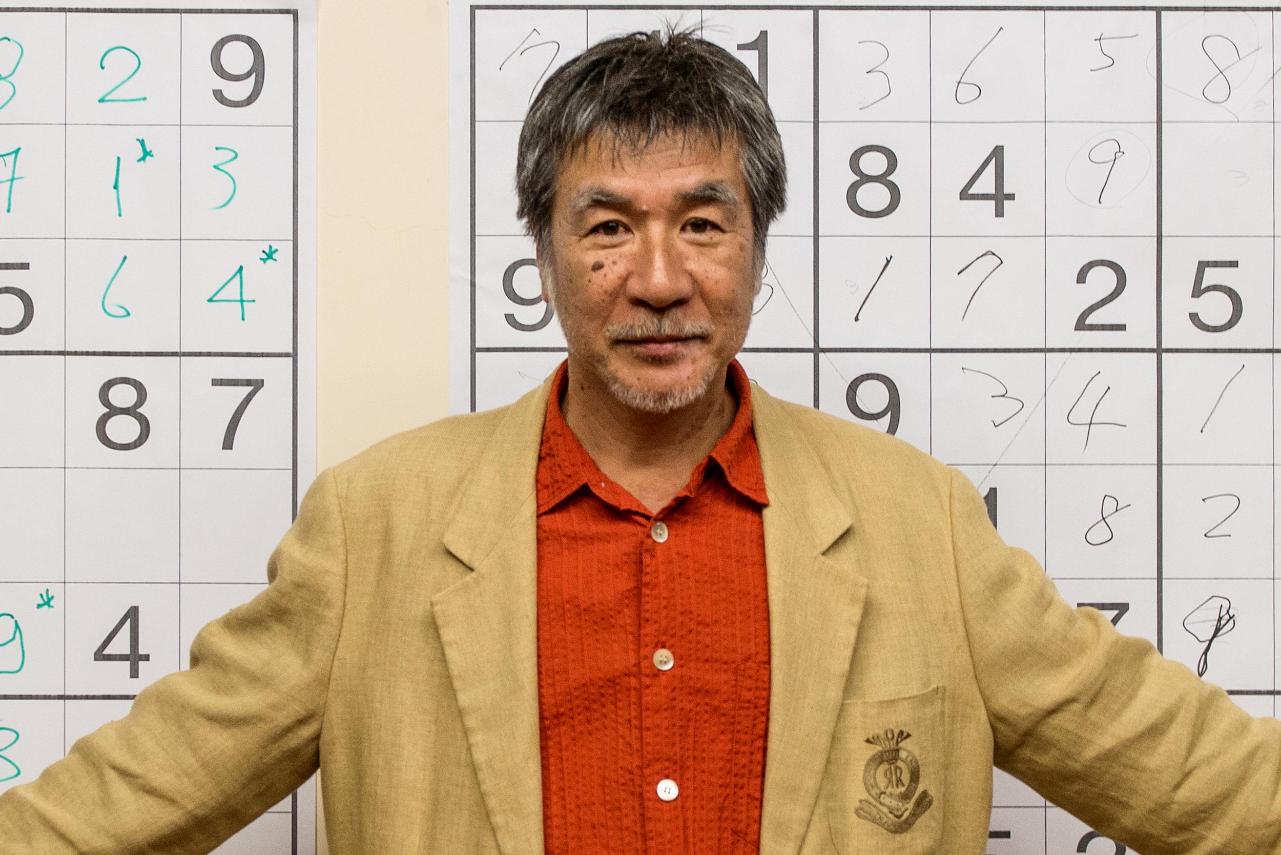 Sudoku maker Maki Kaji, who saw life's joy in puzzles, dies at 69