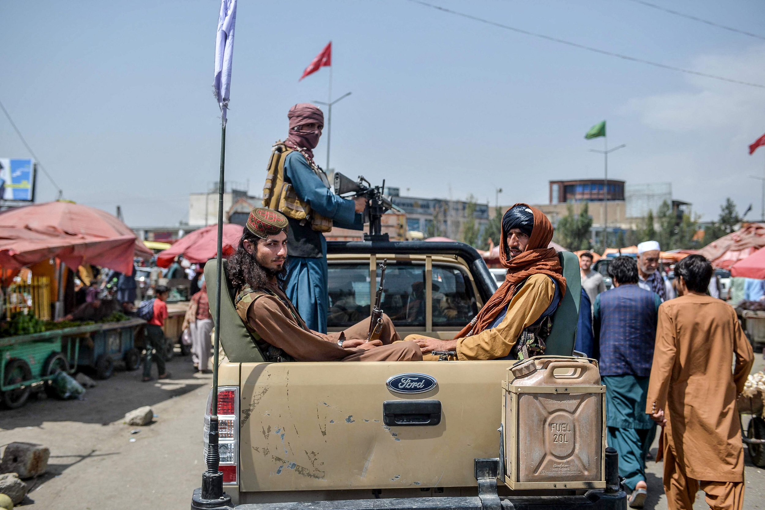 Taliban spokesman says U.S. will not be harmed from Afghan soil