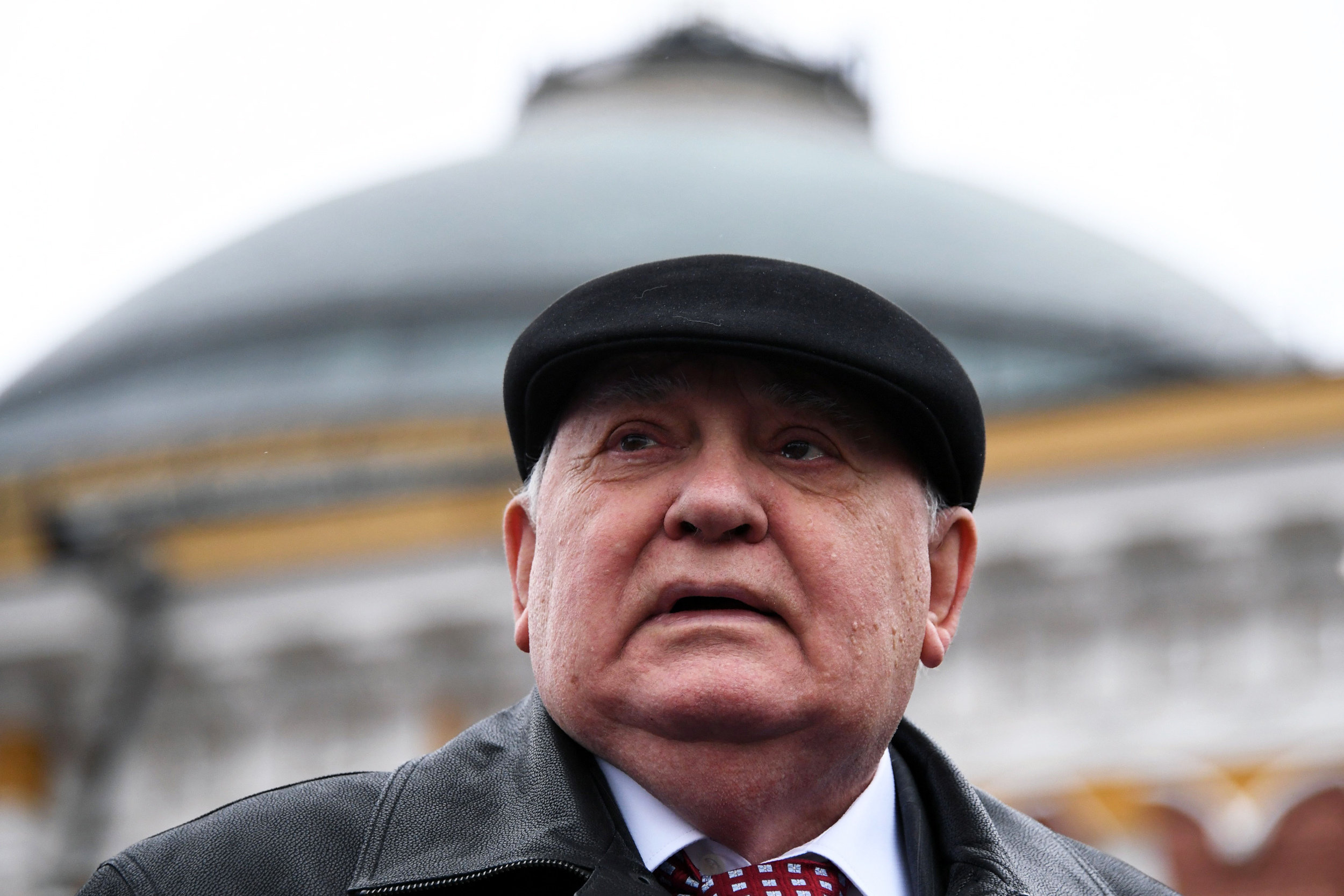 Gorbachev, who pulled Soviets from Afghanistan, says U.S. campaign was doomed from start