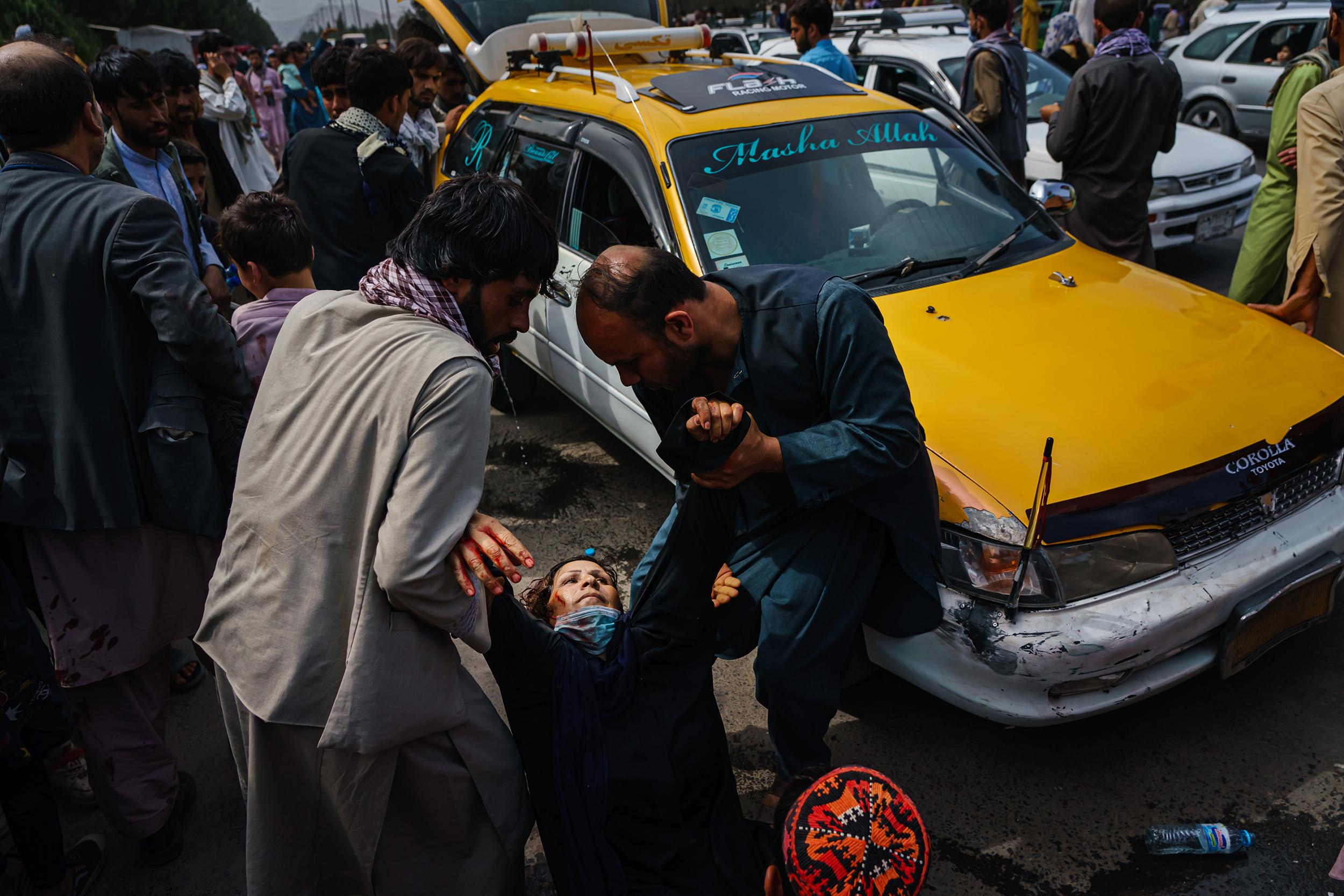Afghanistan war critics need to look in the mirror