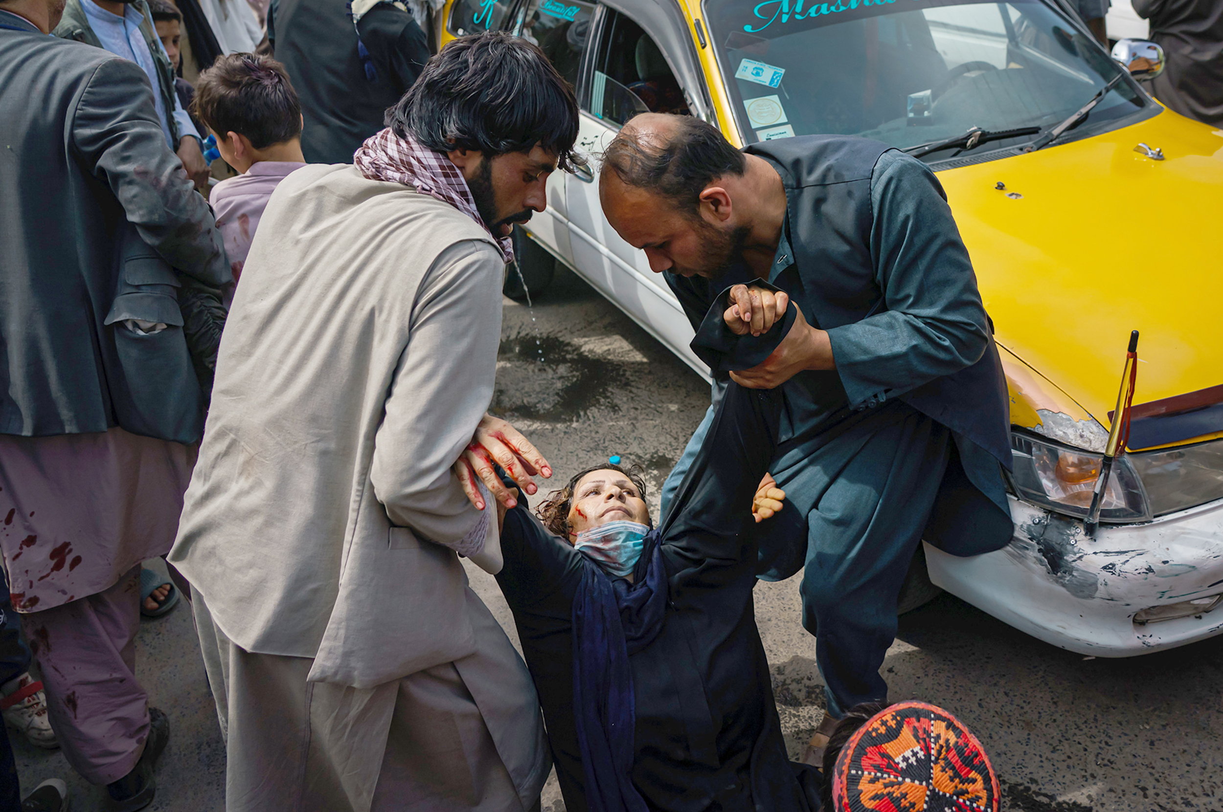 Taliban crack down on protest, leave women and children bloodied in efforts to consolidate rule