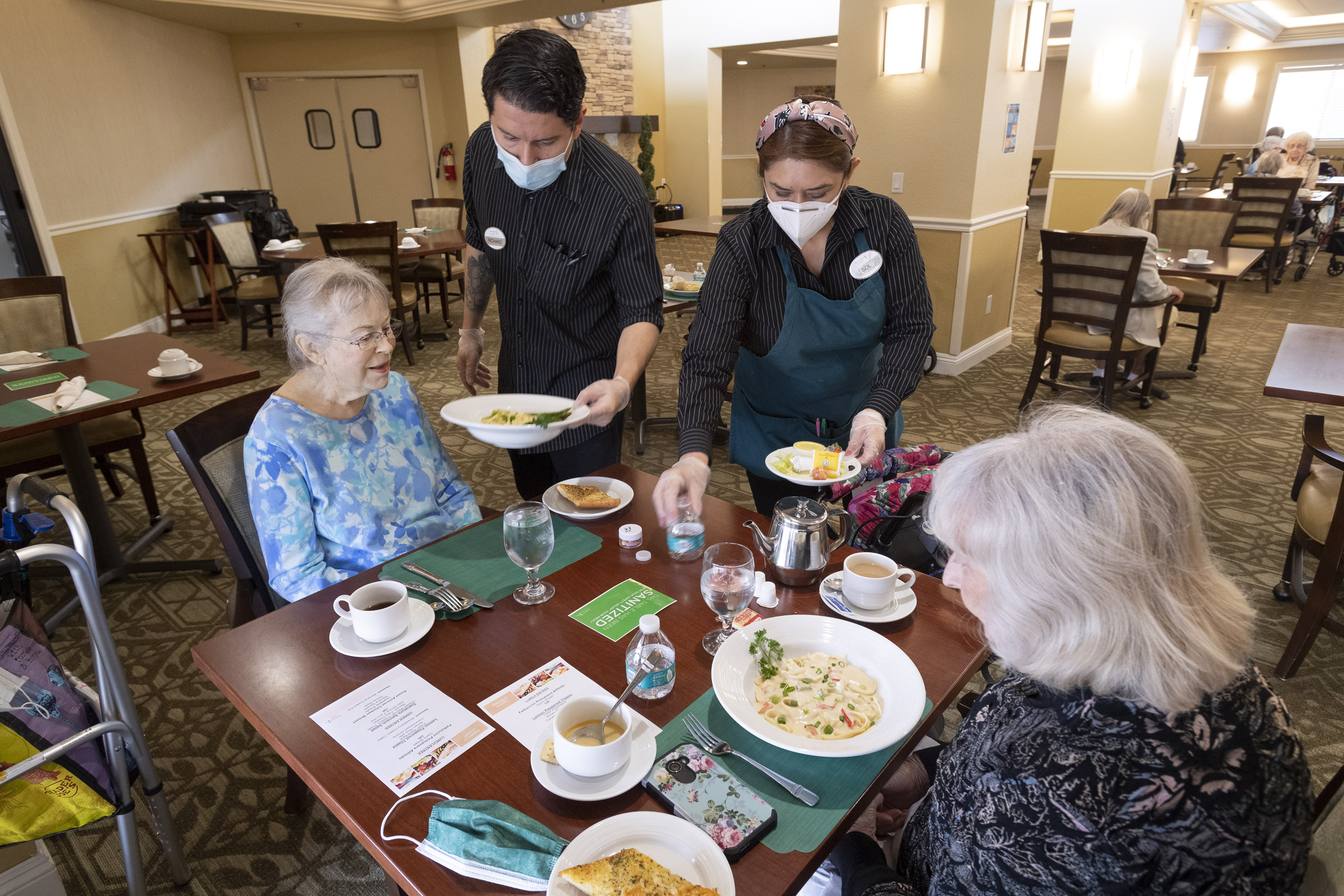 Biden to require nursing homes mandate vaccinations for staff or lose federal funds