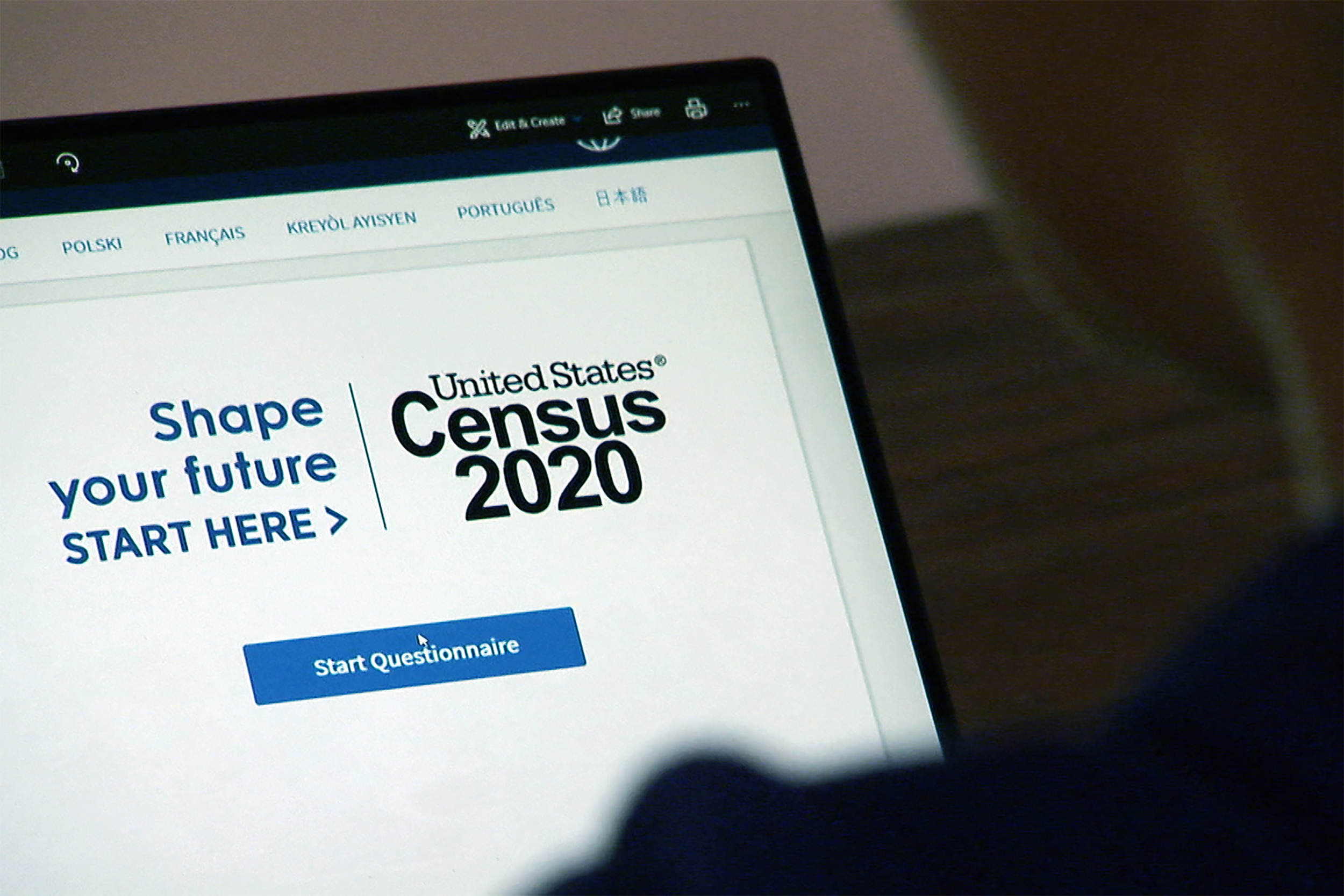 Census hit by cyberattack, but U.S. count unaffected, watchdog says