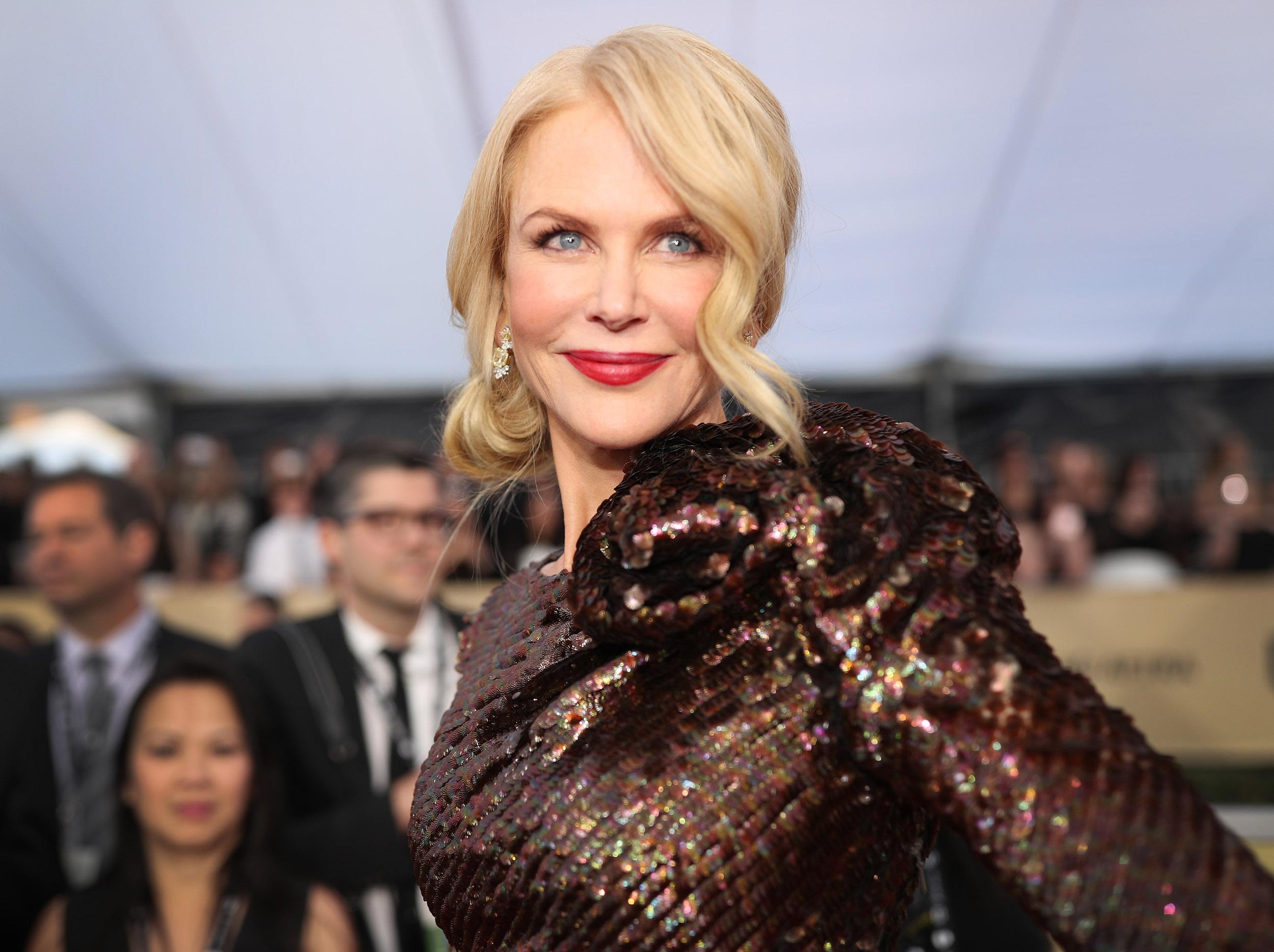Nicole Kidman gets quarantine exemption by Hong Kong to film TV series