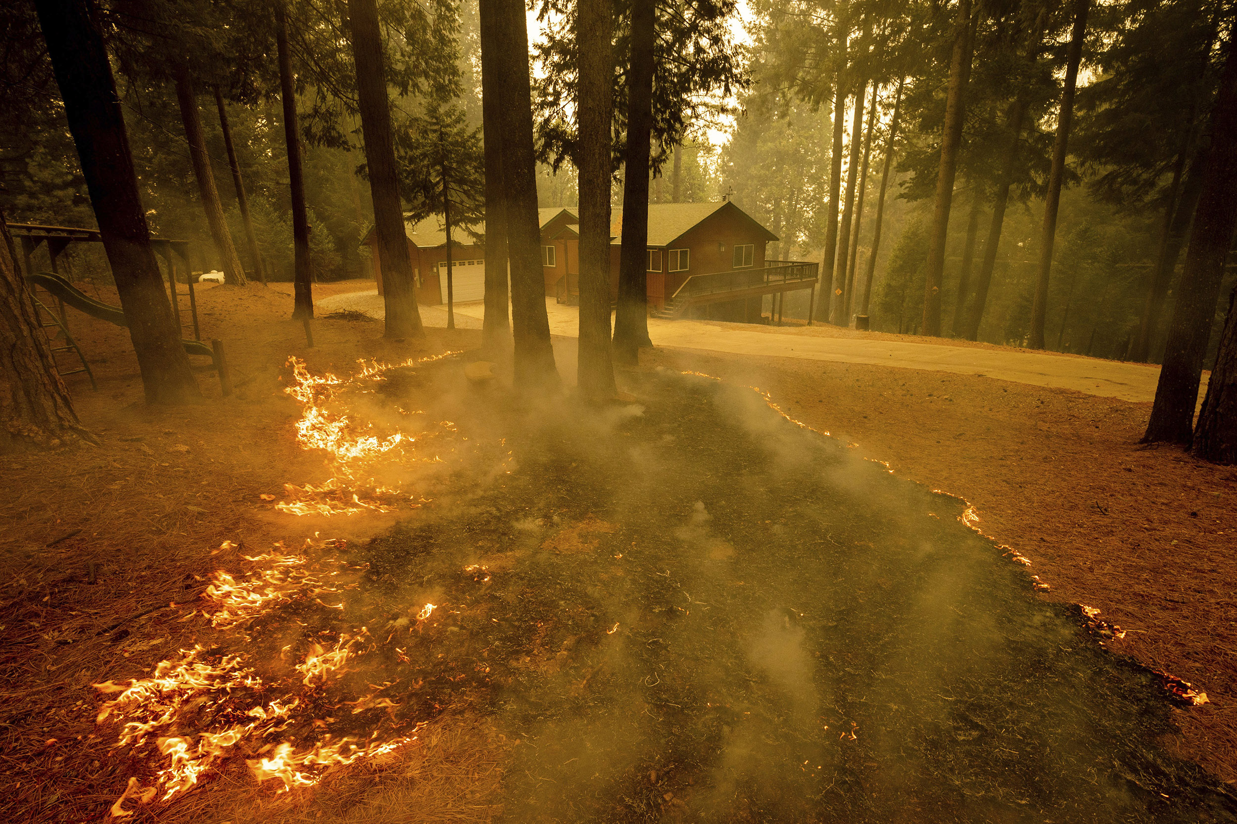 Caldor Fire forces thousands more to evacuate