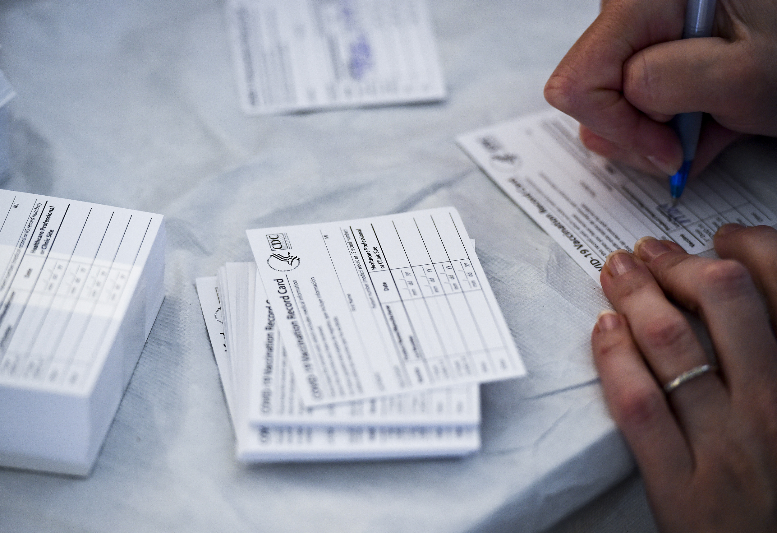 Florida couple arrested after traveling to Hawaii with fake vaccination cards, officials say