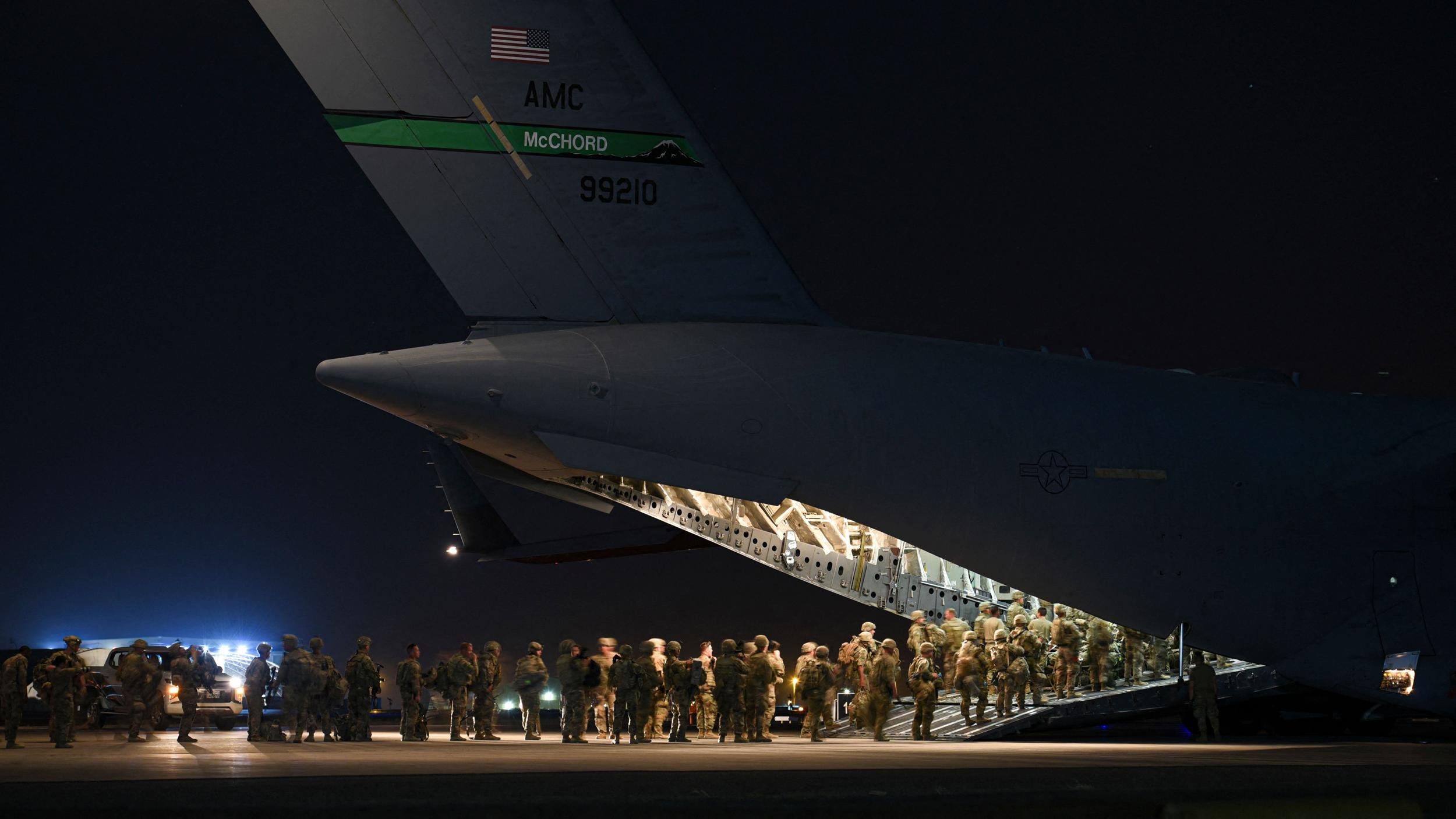 Biden bets war-weary America will reward him for leaving Afghanistan