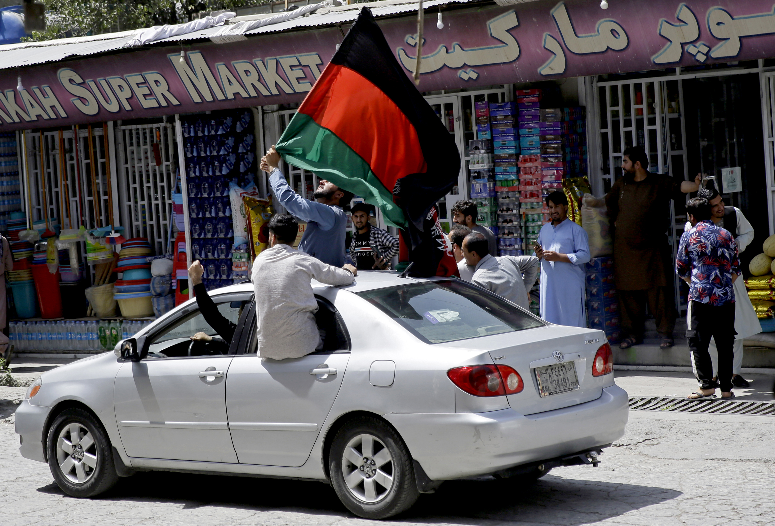Protests spread as Taliban face early challenges to rule over uneasy Afghanistan