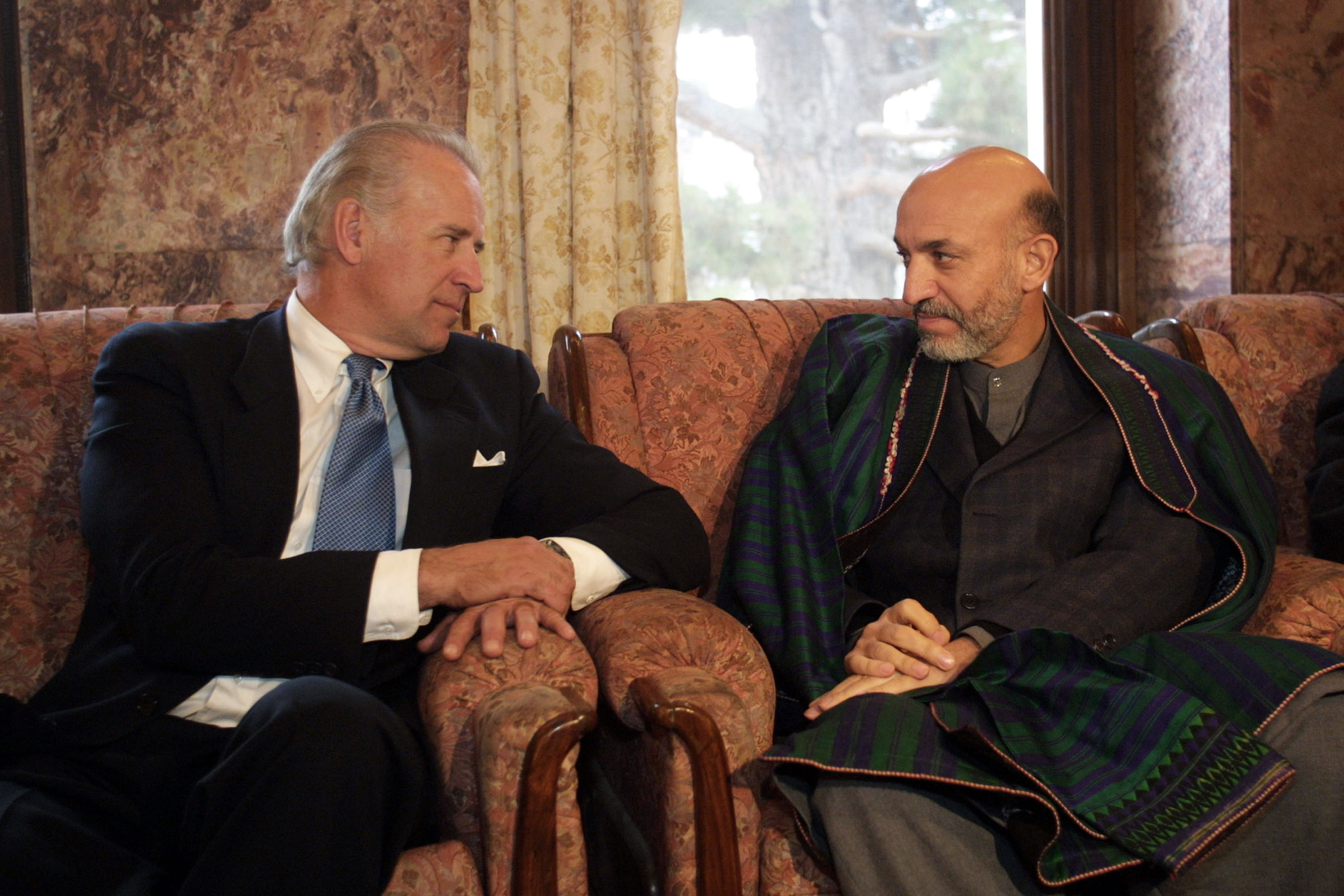 What is the 'Biden doctrine'? Afghanistan pullout offers clues