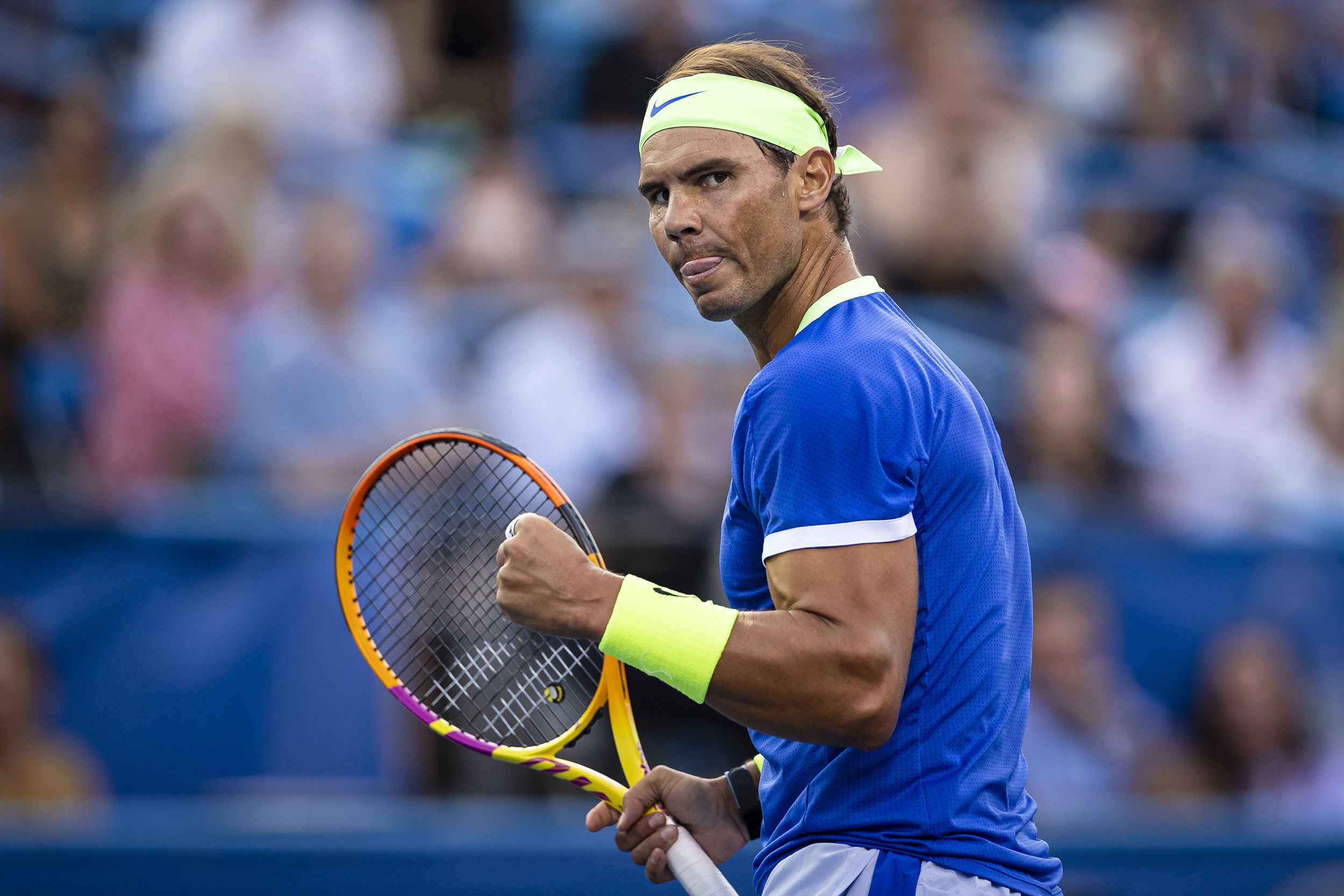 Rafael Nadal out of U.S. Open, ends season to heal injured foot