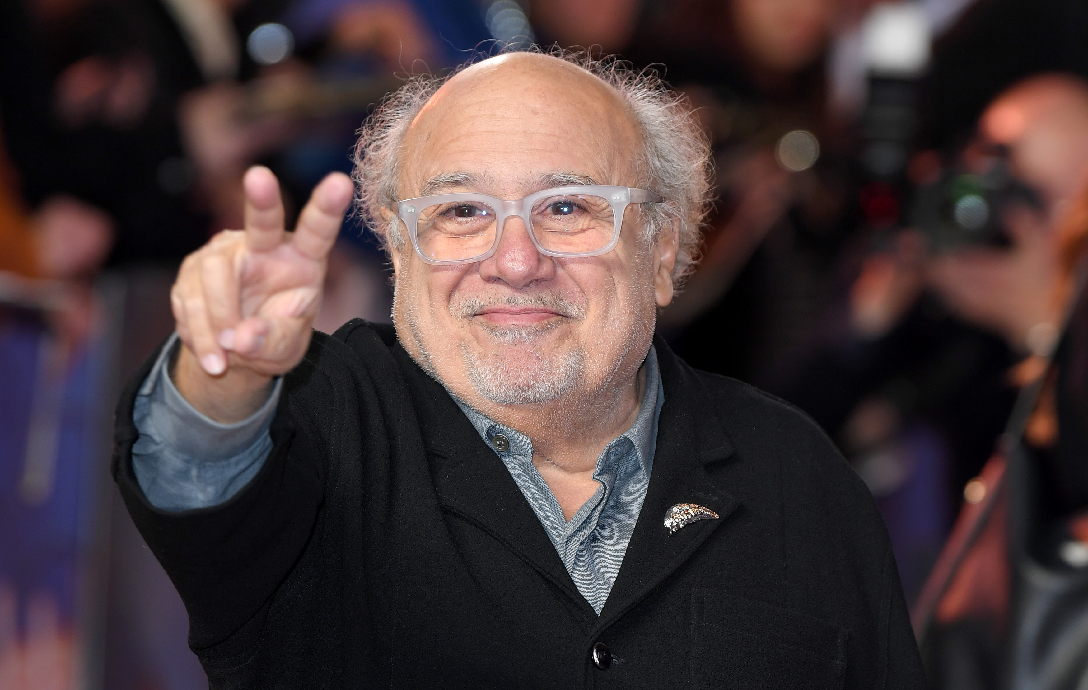 Danny DeVito briefly lost his Twitter verification. But it wasn't over his Nabisco post.