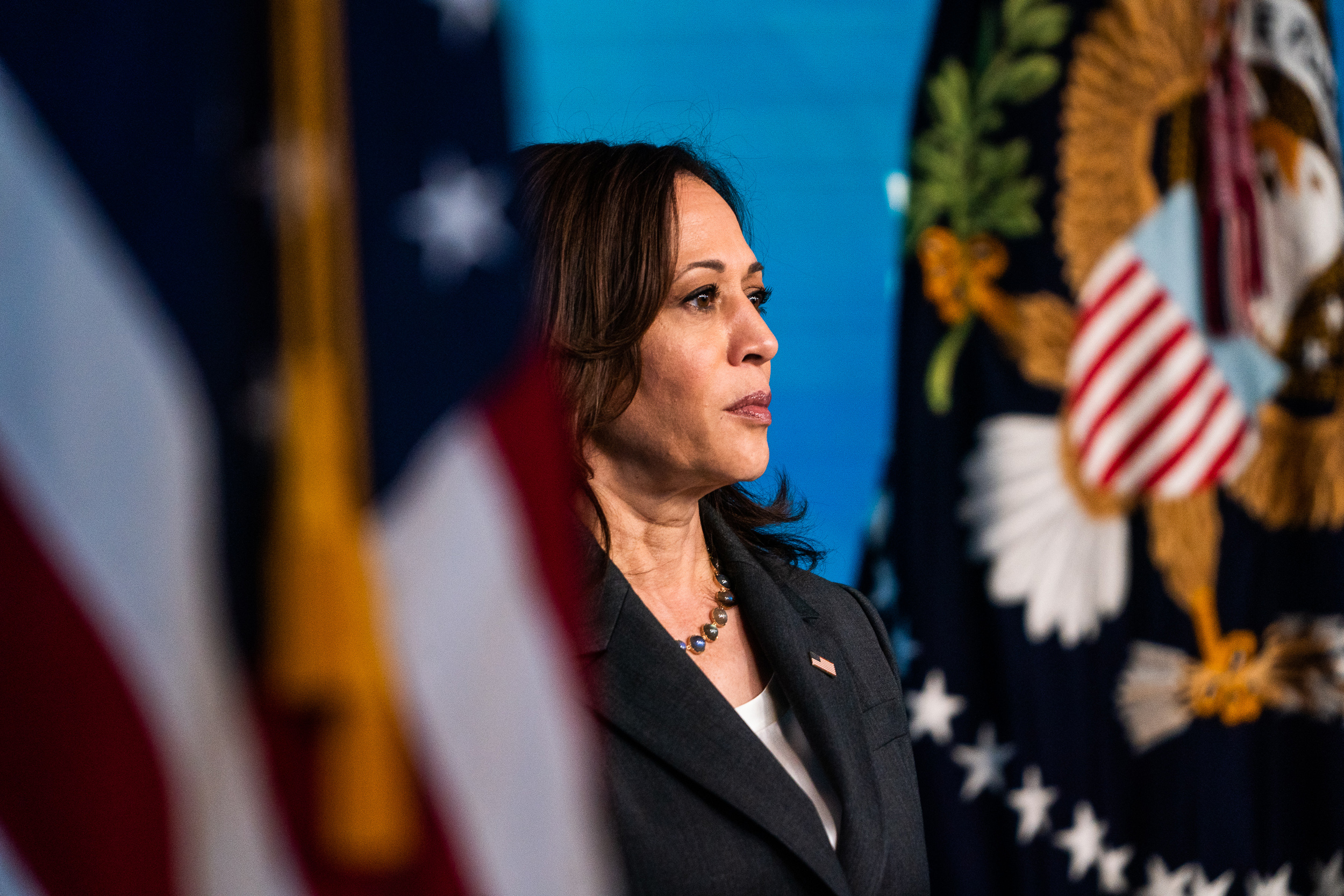 Harris' Asia trip carries new urgency after Afghan collapse
