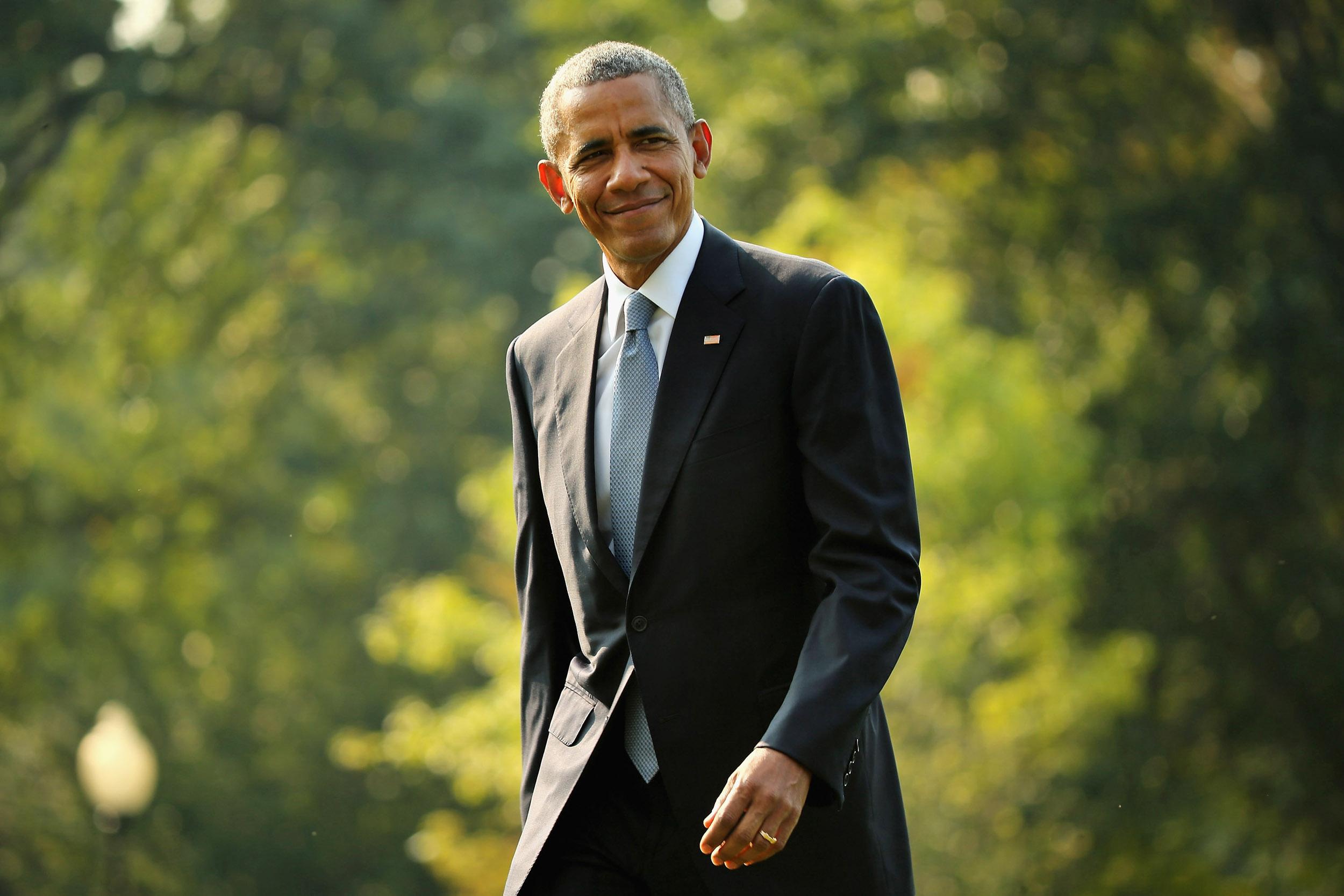 Supreme Court won't block work on Obama presidential center