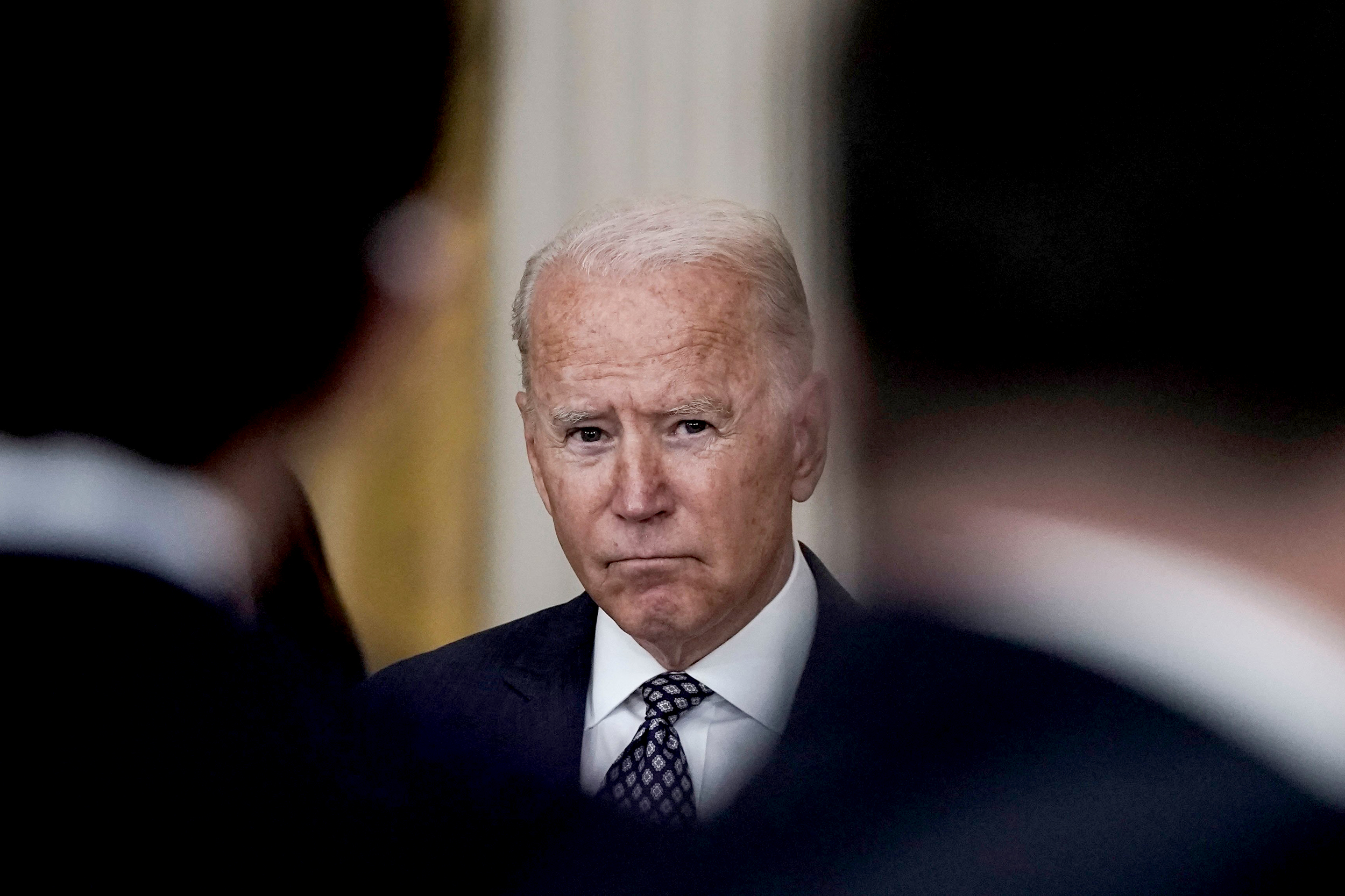 Biden to meet with Sens. Manchin, Sinema on Wednesday to discuss spending bill
