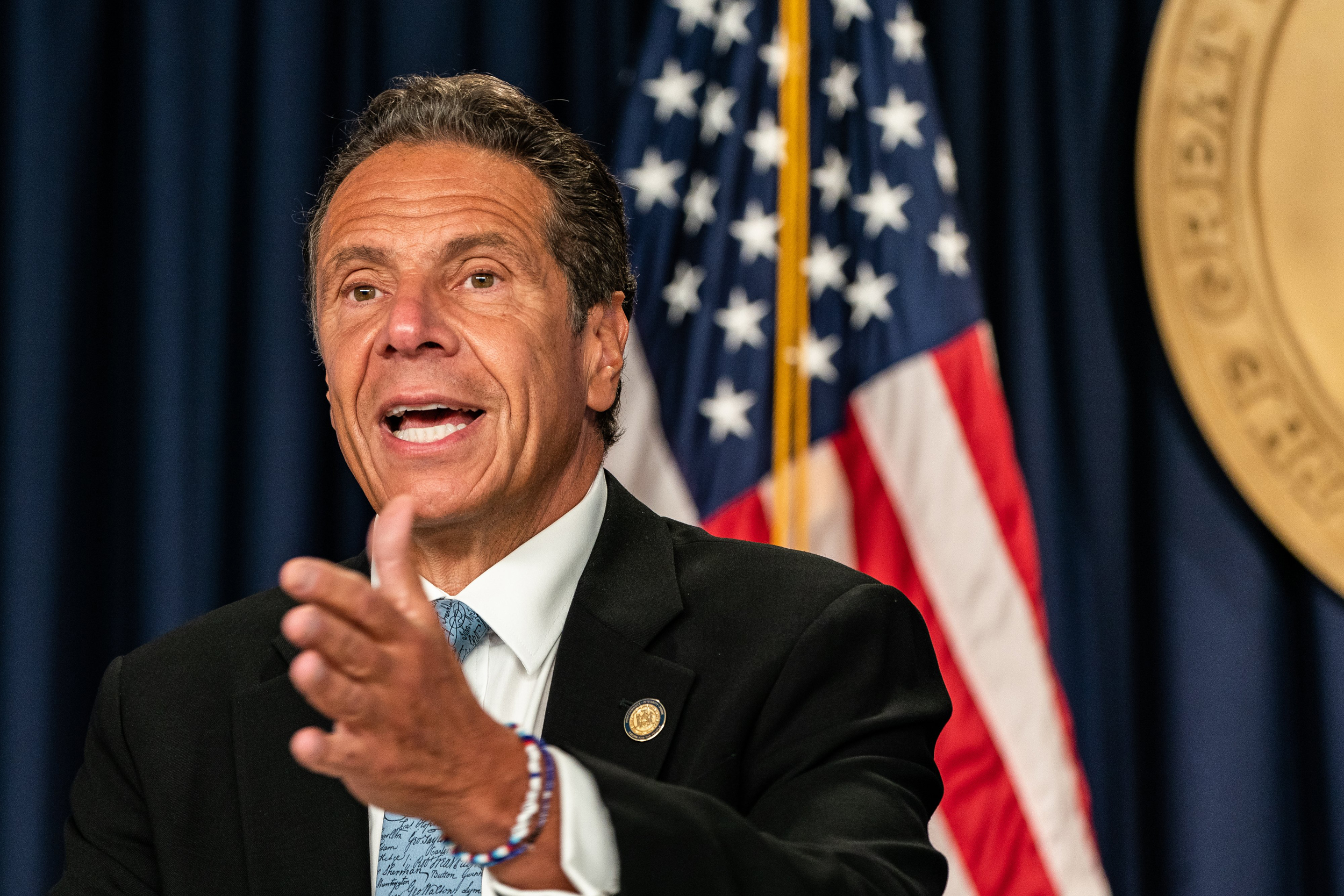 Andrew Cuomo stripped of special Emmy after resignation
