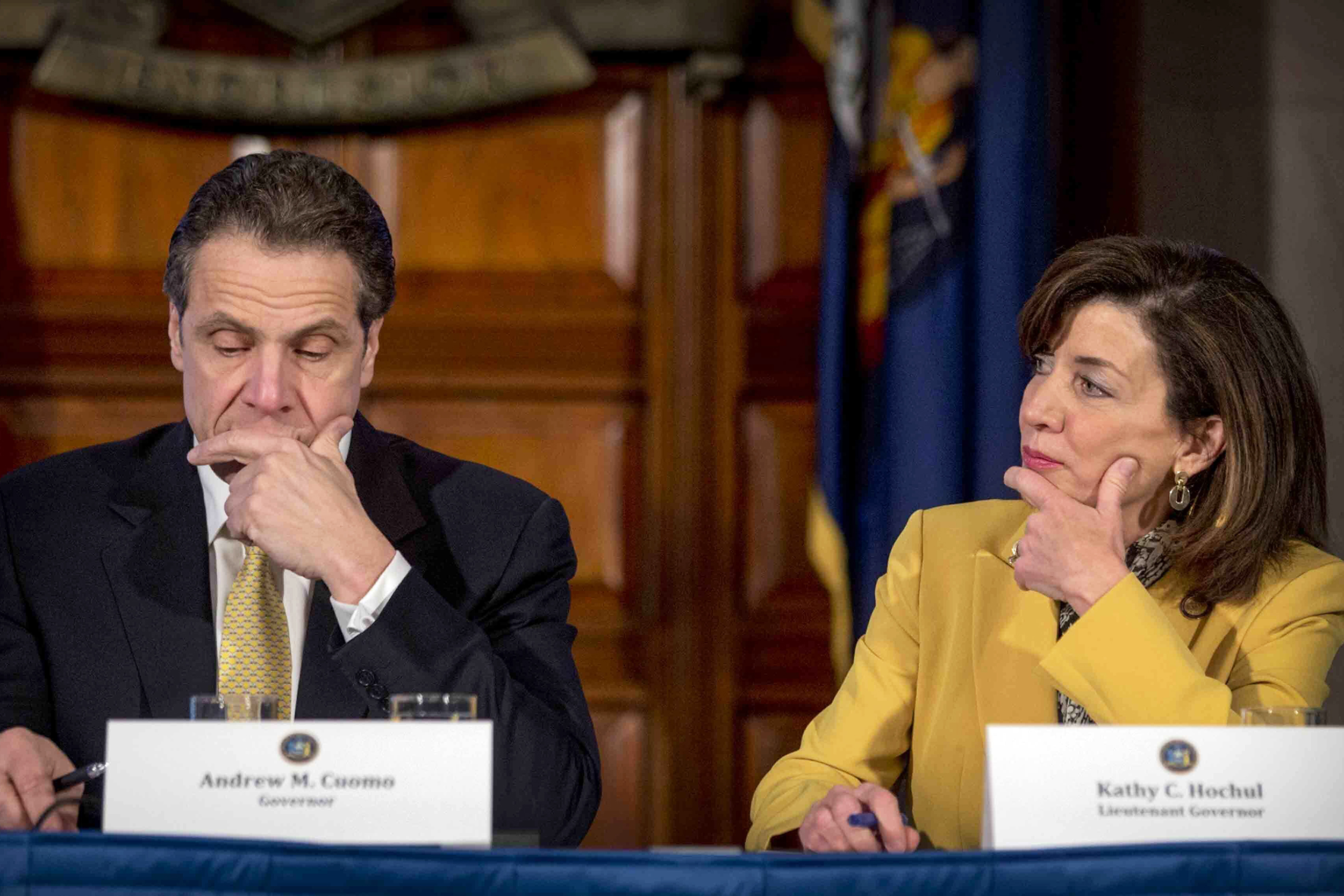 Why New York's first female governor may have a hard time winning over voters