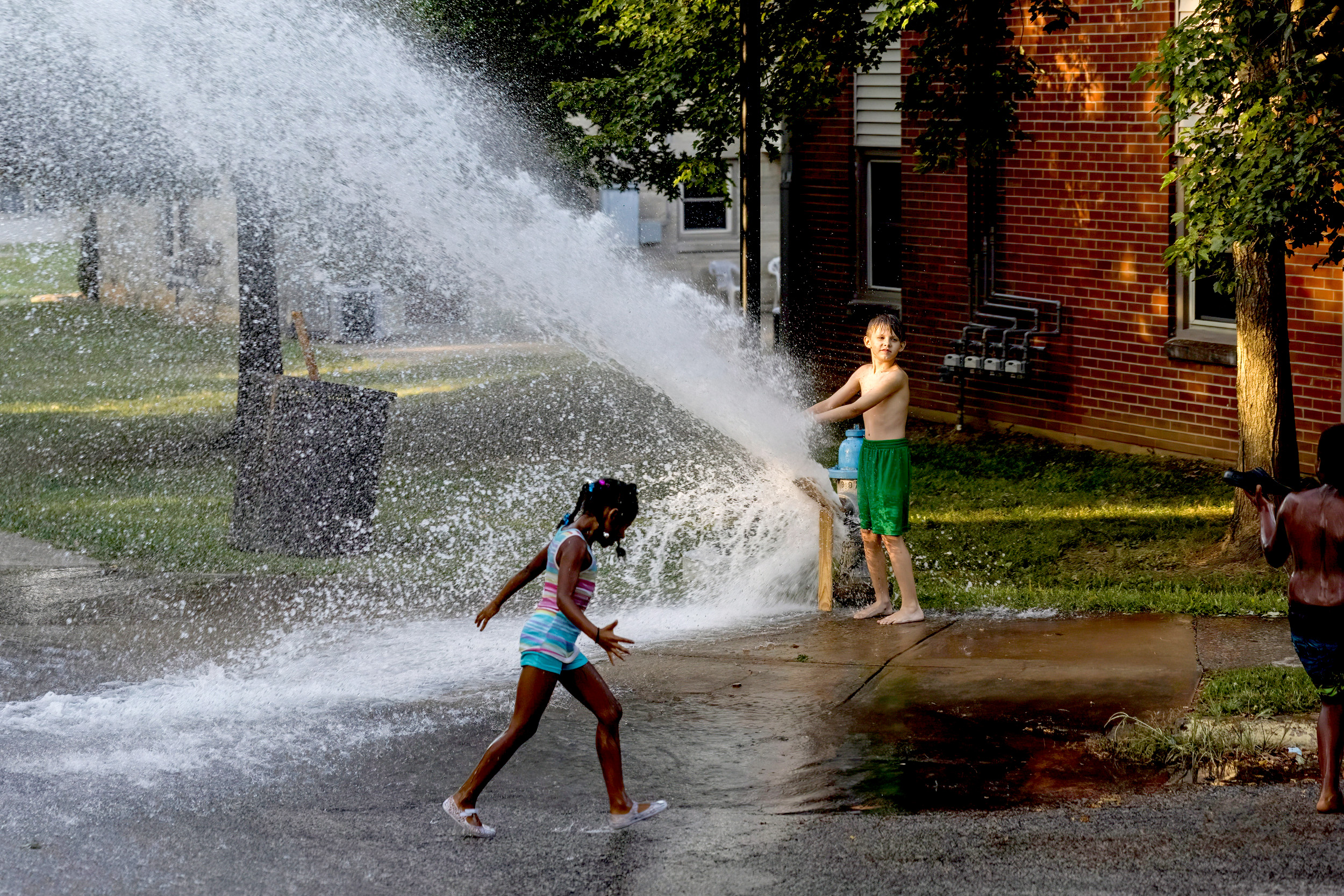 Heat wave felt across the U.S., with temps up to 100-115 degrees