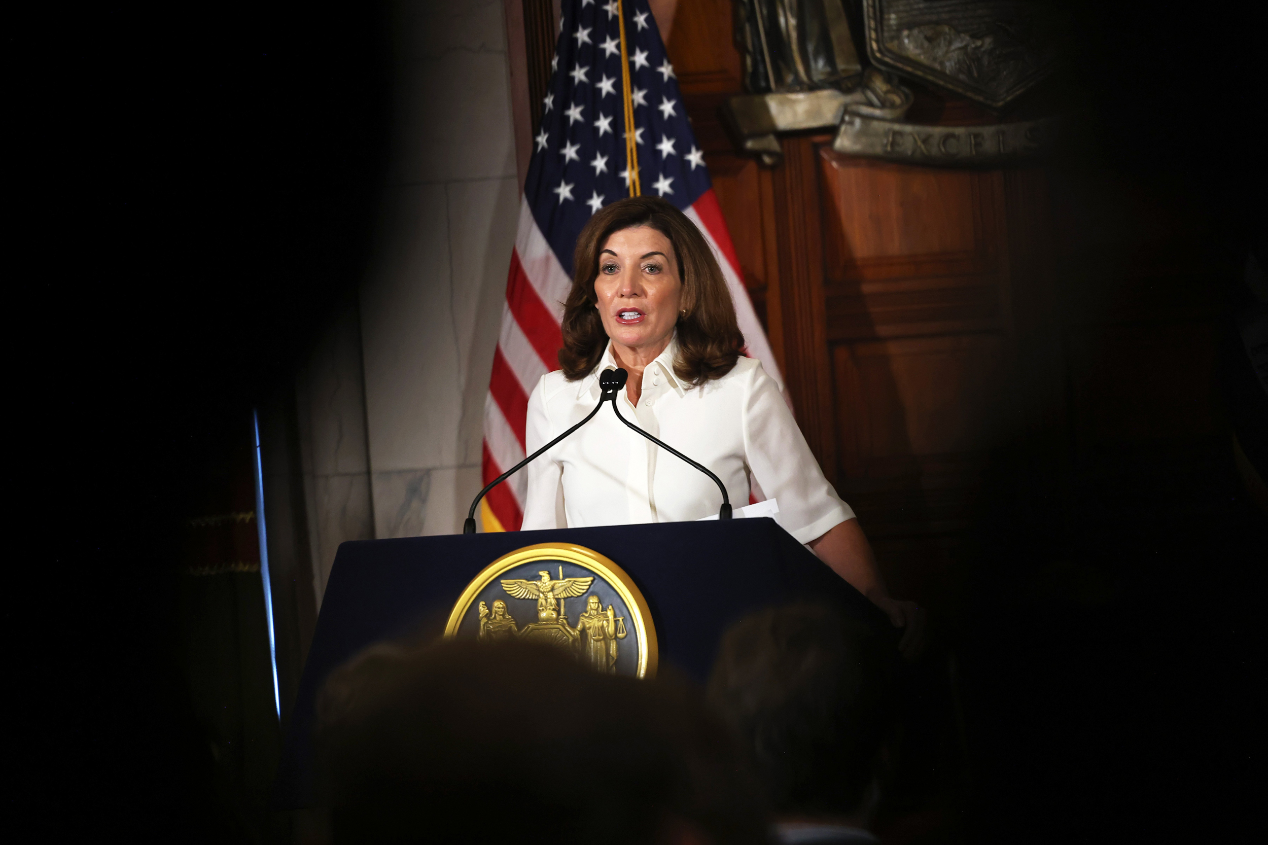 N.Y. Gov. Hochul adds 12k deaths to total coronavirus tally in show of 'transparency'